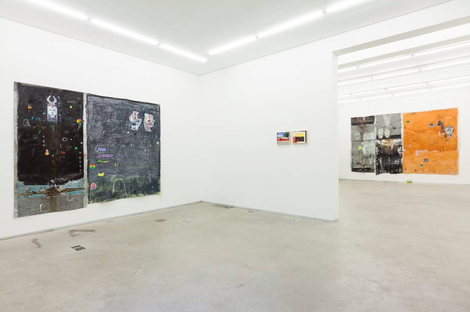 Paulo Nimer Pjota, <em>Synthesis between contradictory ideas and the plurality of the object as image I</em>, Mendes Wood DM São Paulo, 2016 - Mendes Wood DM