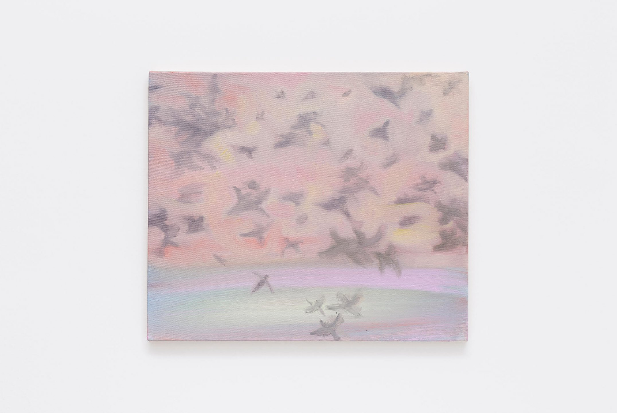 Marina Perez Simão,<em>&nbsp;Untitled,</em>&nbsp;2015, oil on canvas, 36 × 43 cm&nbsp; - Mendes Wood DM