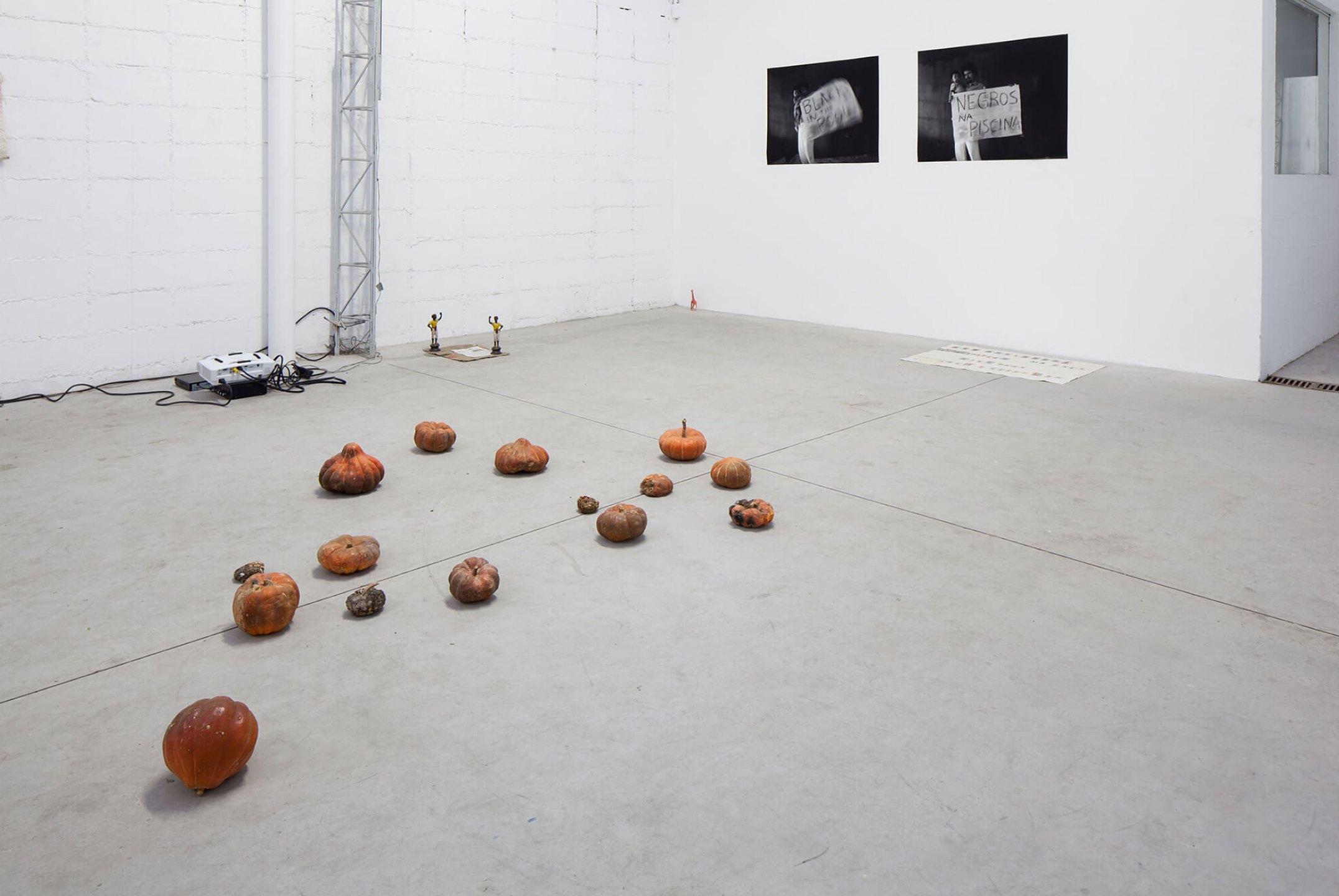Paulo Nazareth,&nbsp;<em>Che Cherera</em>, Mendes Wood DM, São Paulo, 2014 - Mendes Wood DM