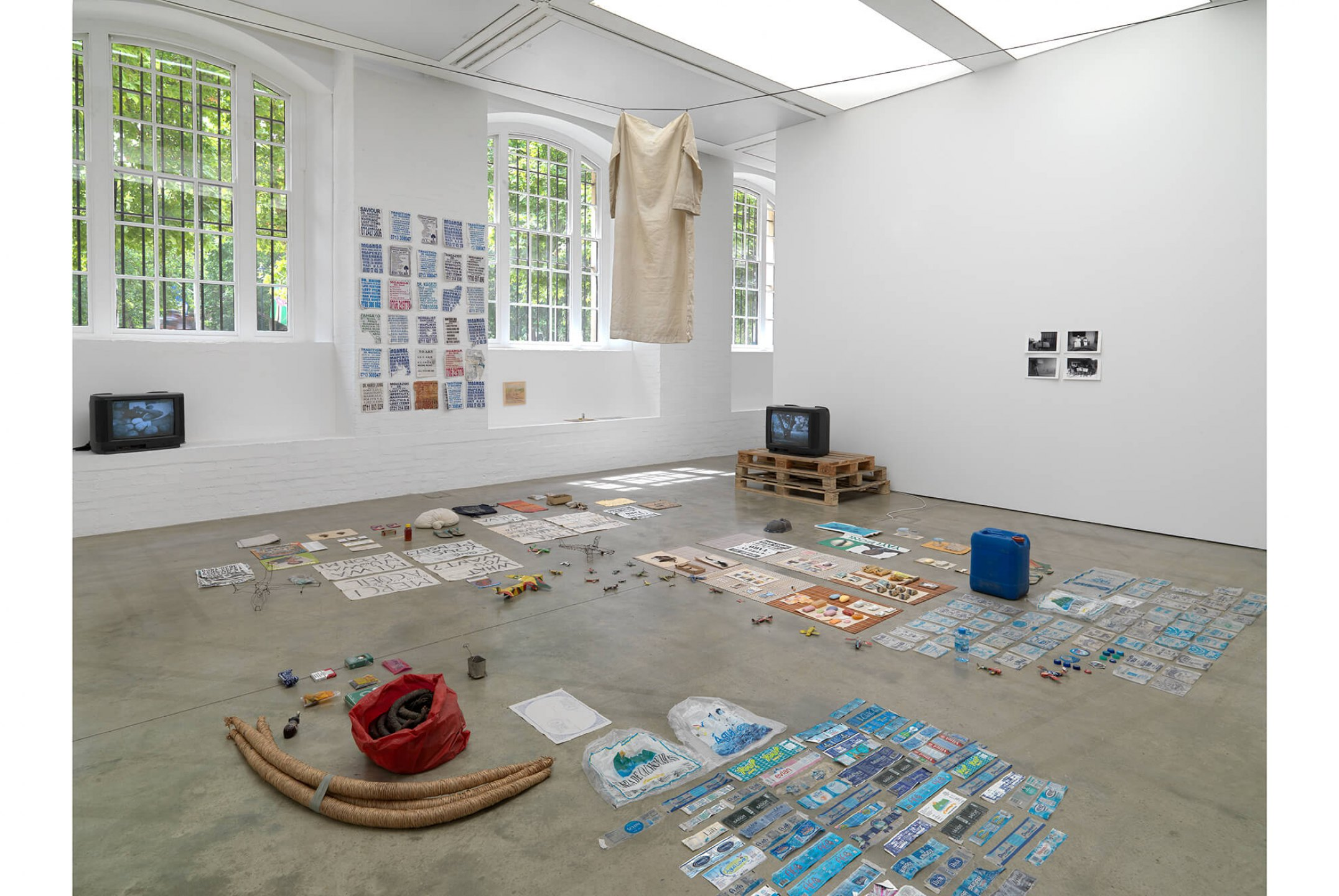 Paulo Nazareth, <em>The Journal,</em> Institute for Contemporary Arts, London, 2014 - Mendes Wood DM