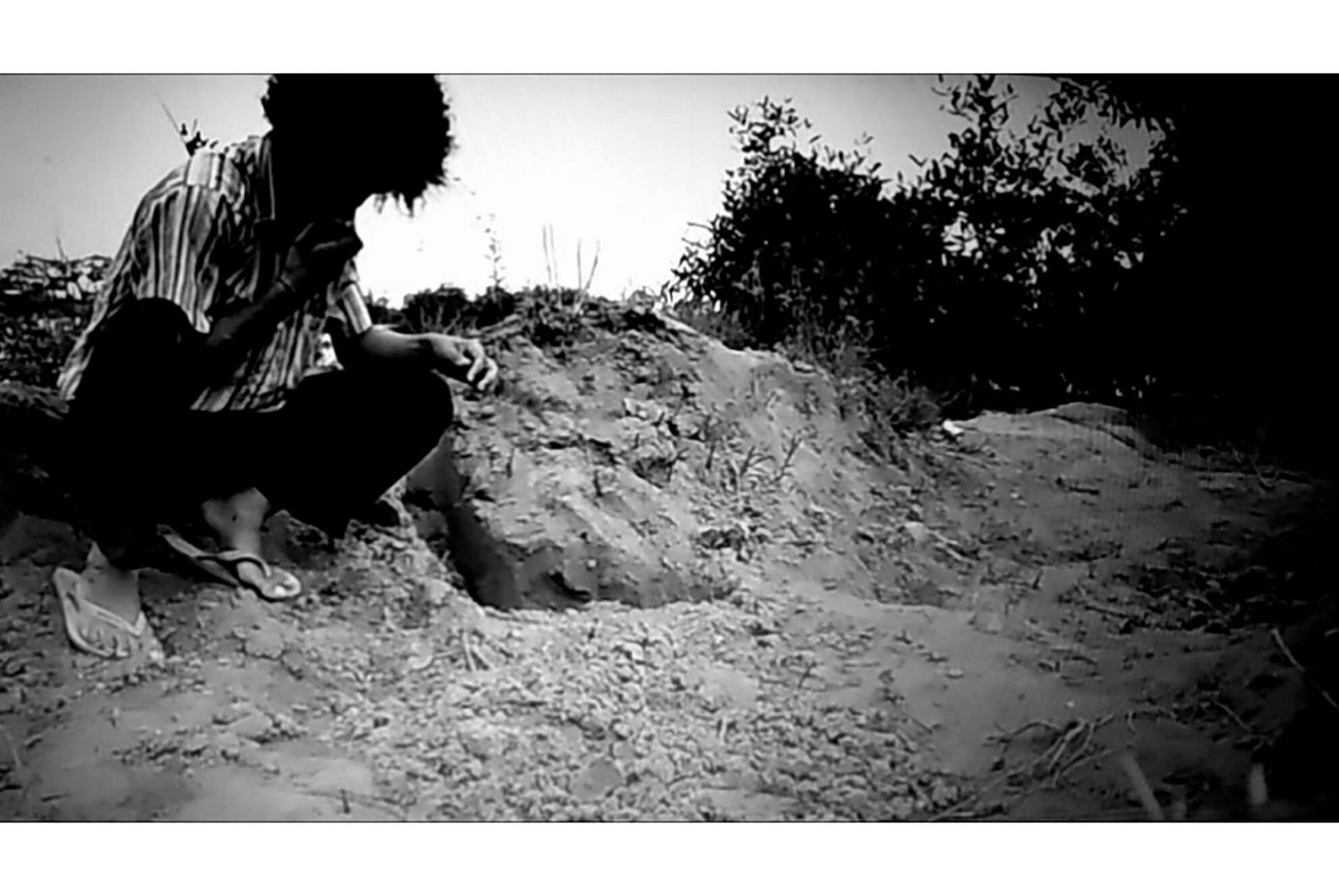 """Paulo Nazareth,<em>Agudah</em>, 2013, video, 7'03"""" - Mendes Wood DM"""
