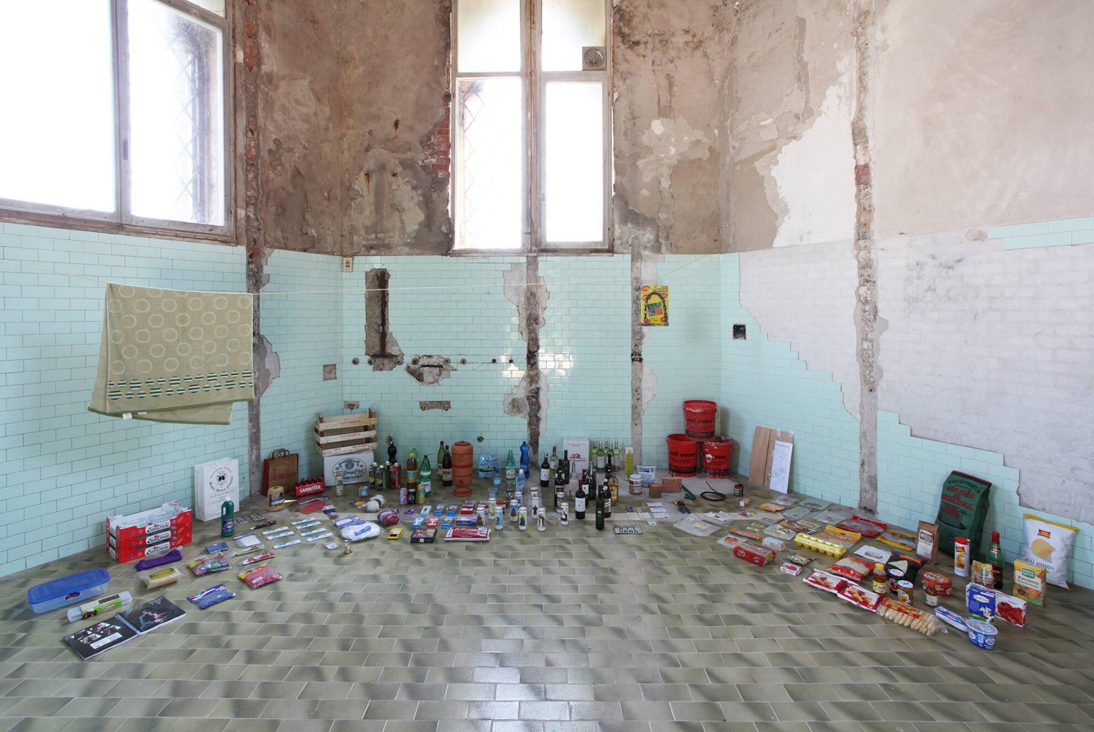 Paulo Nazareth,<em>The Encyclopedic Palace,</em> 2013, 55 Biennale di Venezia, Venice, Italy - Mendes Wood DM