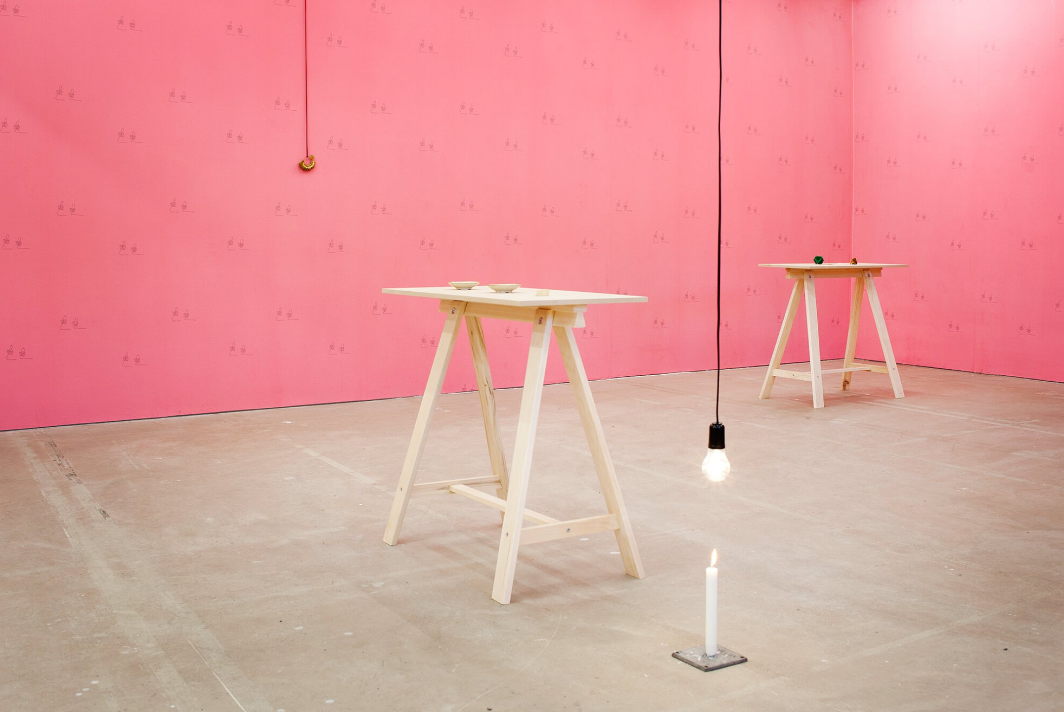 Runo Lagomarsino, <em>Even Heroes Grow Old,&nbsp;Index,</em> The Swedish Contemporary Art Foundation, Stockholm, 2012 - Mendes Wood DM
