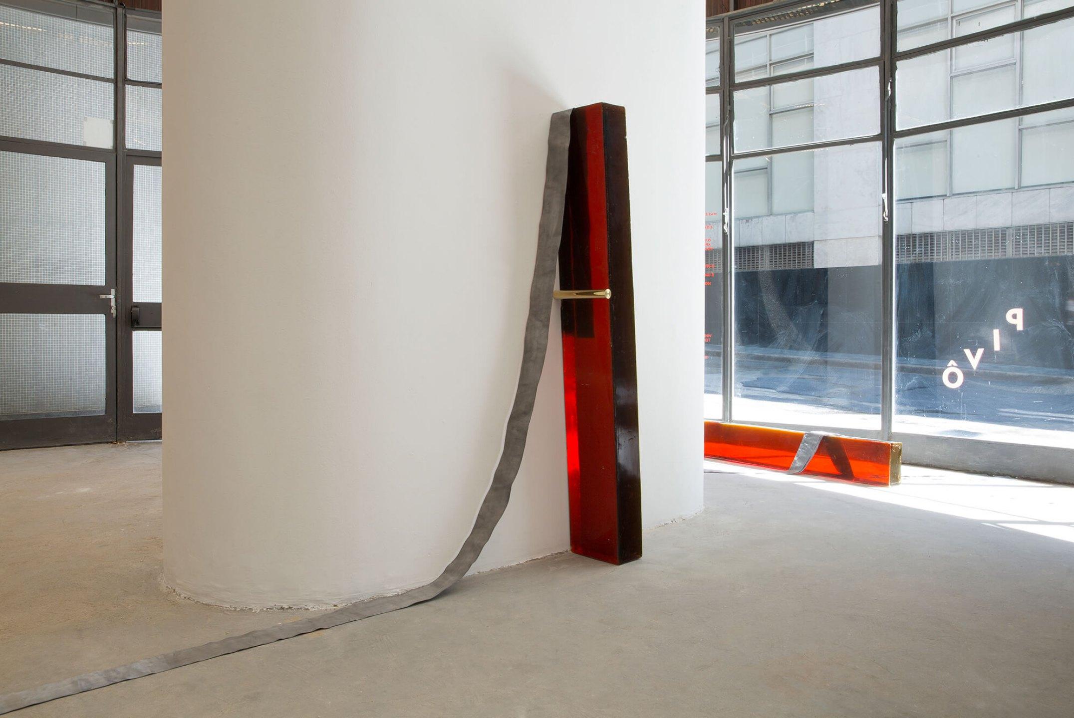 Paloma Bosquê, <em>O Incômodo,</em> Pivô, São Paulo, 2015 - Mendes Wood DM
