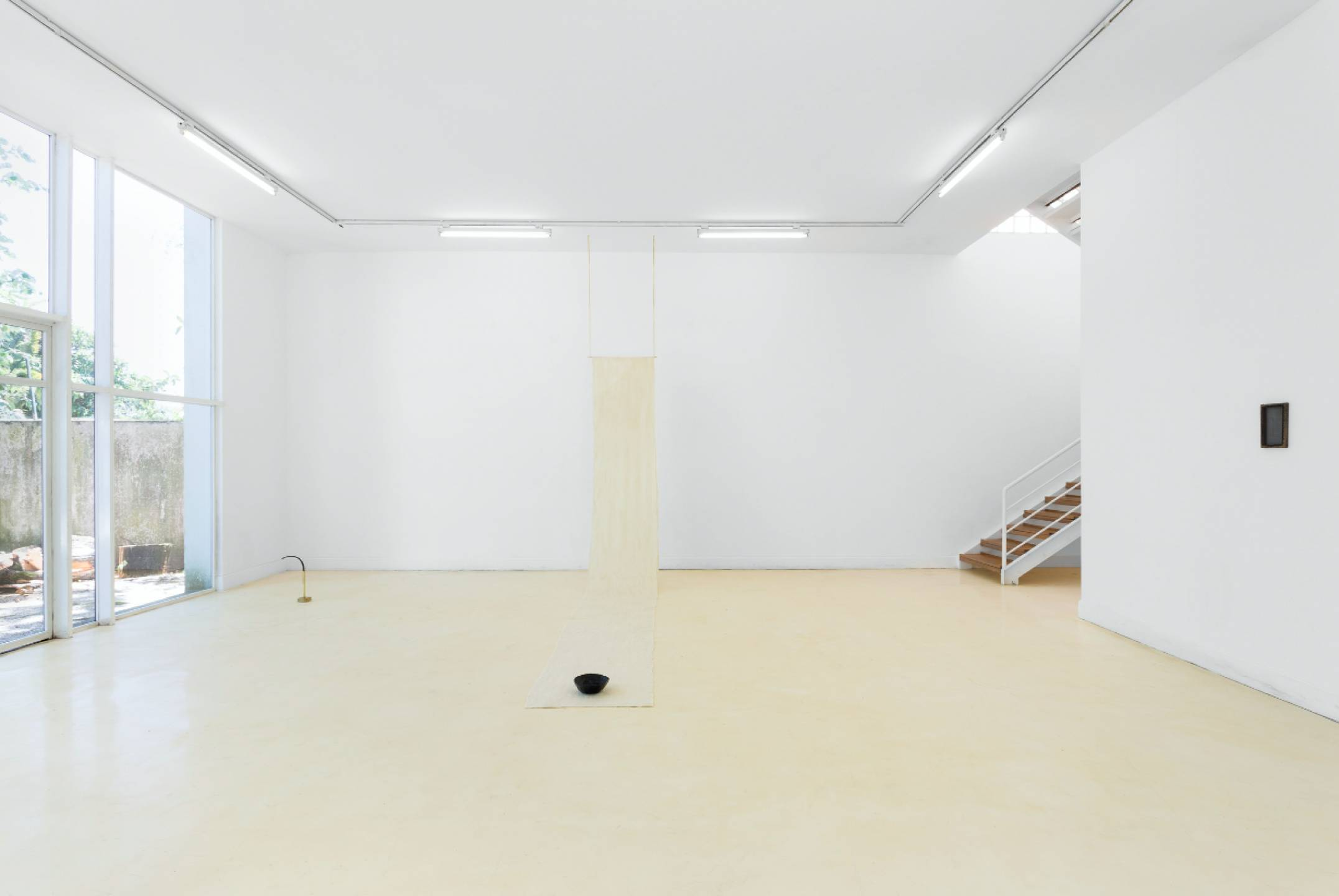 Paloma Bosquê, <em>The Hollow and The Seam</em>, Pavilhão Branco – Museu da Cidade, Lisbon, 2017 - Mendes Wood DM