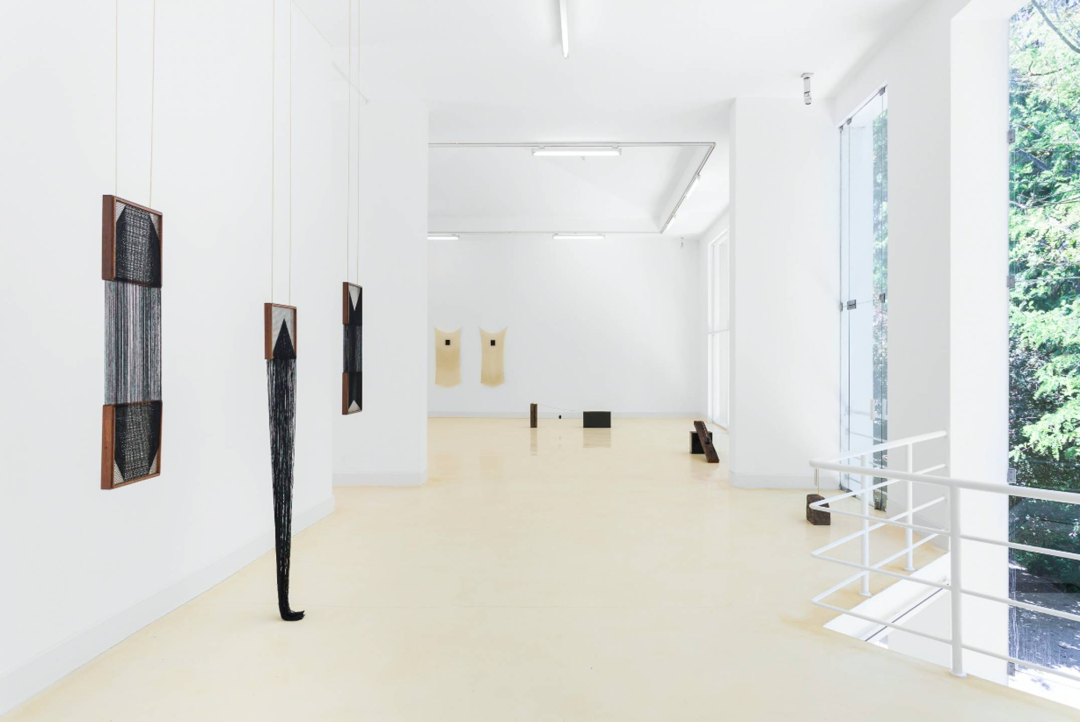 Paloma Bosquê,&nbsp;<em>The Hollow and The Seam</em>, Pavilhão Branco – Museu da Cidade, Lisbon, 2017 - Mendes Wood DM