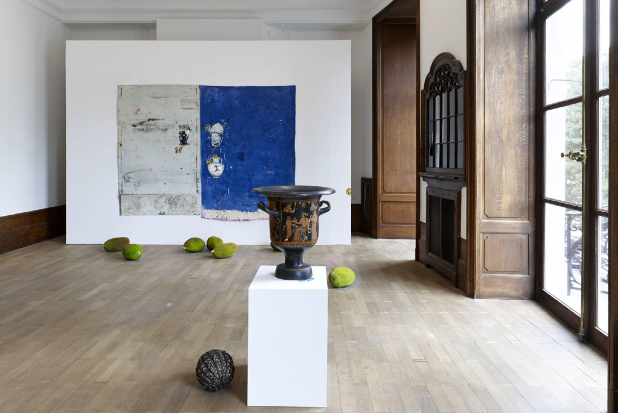 Paulo Nimer Pjota,<em>The history in repeat mode — image</em>,Mendes Wood DM, Brussels, 2017 - Mendes Wood DM