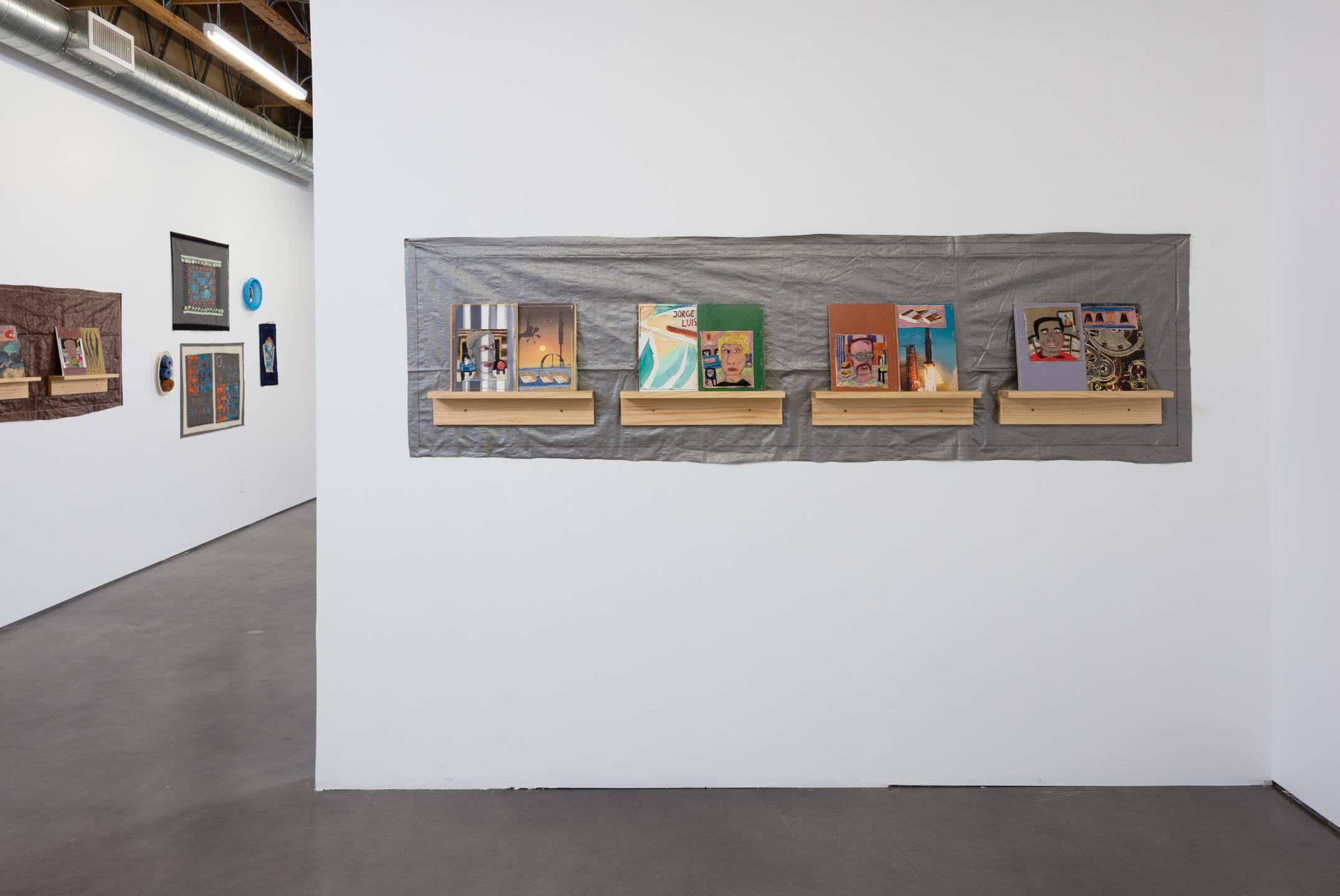 f.marquespenteado,<em>Guess Who's Coming to Dinner?</em>, Freedman Fitzpatrick, Los Angeles, 2017 - Mendes Wood DM