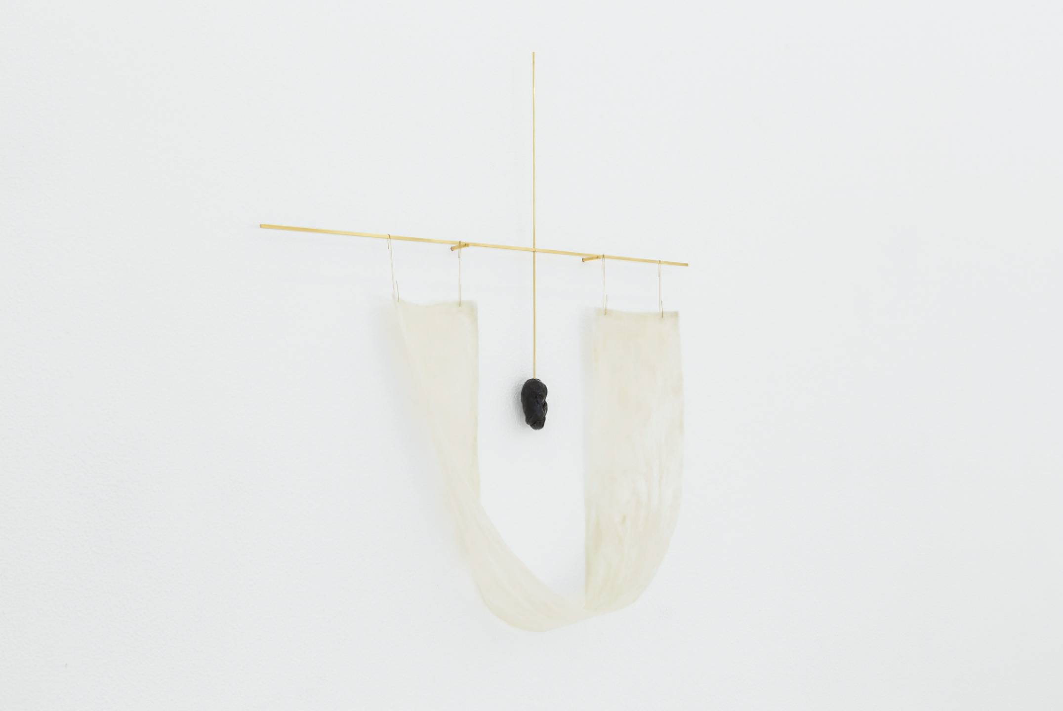 Paloma Bosquê,<em>&nbsp;The Hollow and The Seam</em>, Pavilhão Branco – Museu da Cidade, Lisbon, 2017 - Mendes Wood DM