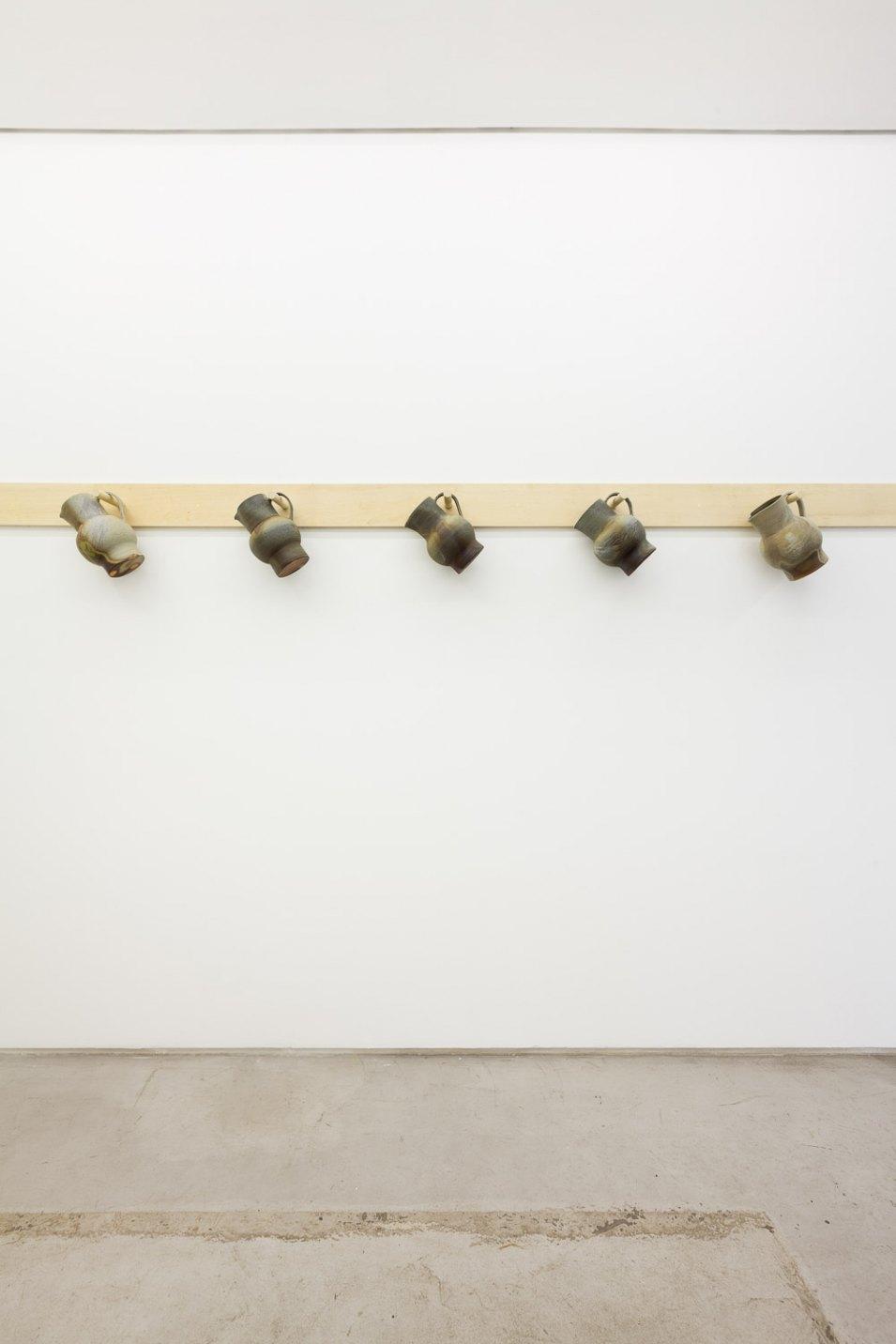 Matthew Lutz-Kinoy,<em>untitled</em>, 2016, ceramics,variable dimensions - Mendes Wood DM