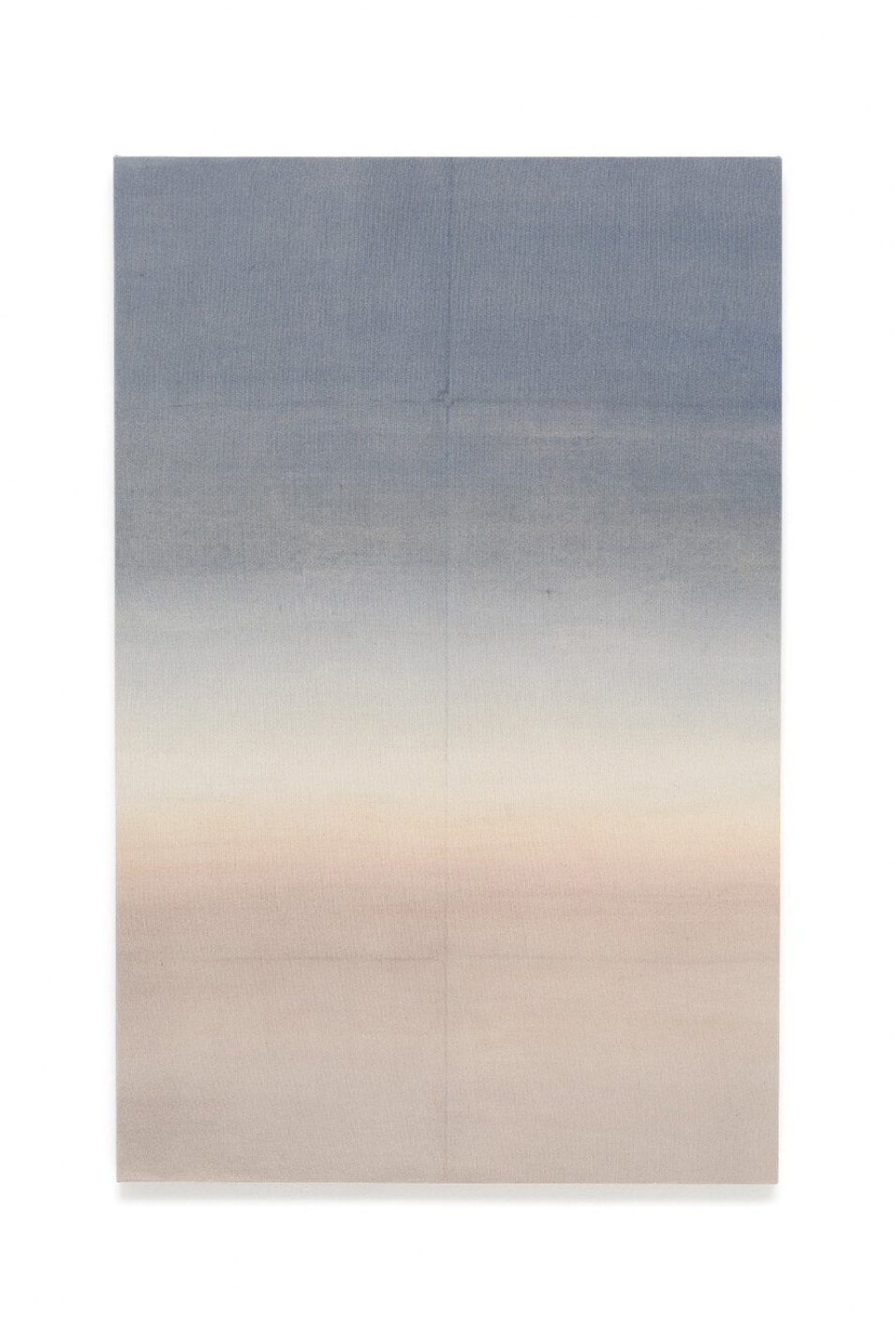 Francesco João Scavarda, <em>untitled,</em> 2017,&nbsp;gouache on canvas, 145 × 94 × 4 cm - Mendes Wood DM