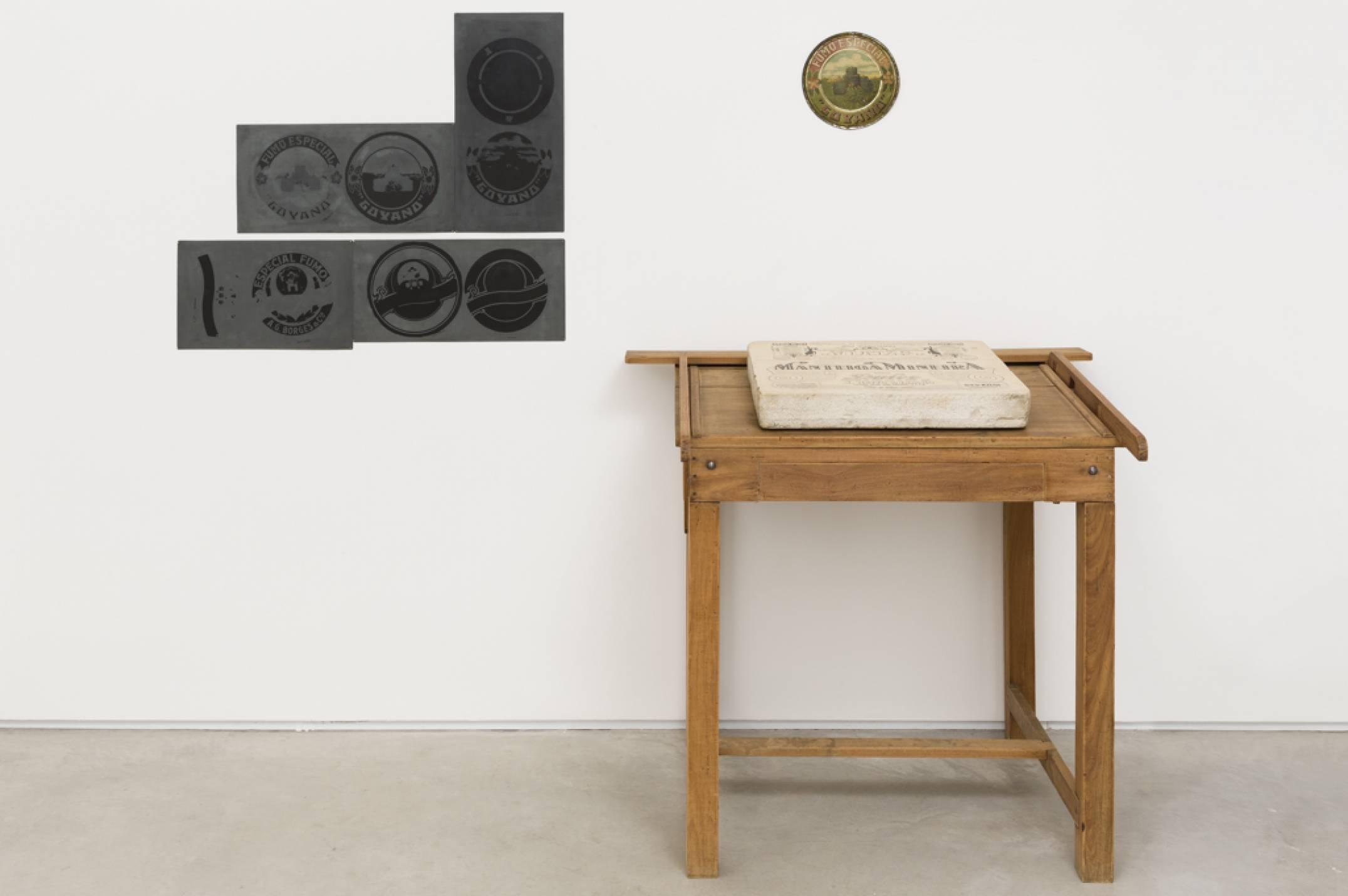 Lotus Lobo, <em>untitled, </em>2016,mixed media, dimensions variable - Mendes Wood DM