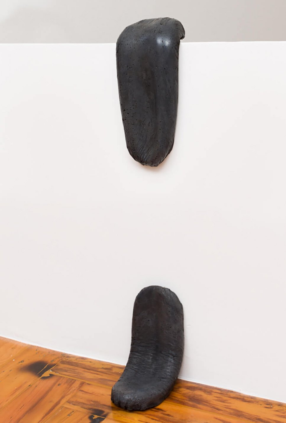Michael Dean, <em>Analogue Series (muscle)</em>, 2014, concrete (each), 10 × 19 × 7 cm - Mendes Wood DM