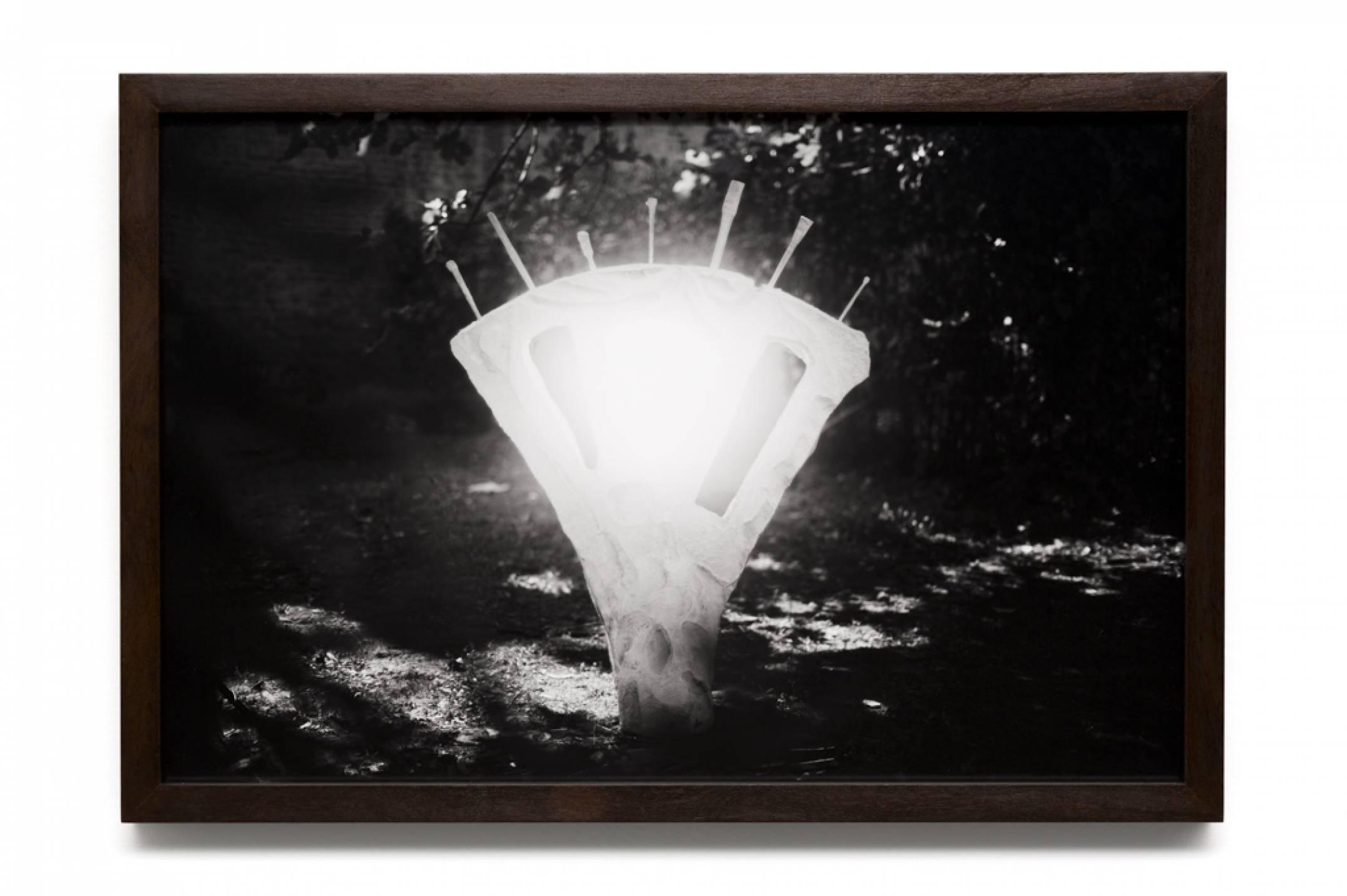 Luiz Roque &amp; Erika Verzutti, <em>Ghost, </em>2017, photograph, 36,5 × 55 cm - Mendes Wood DM