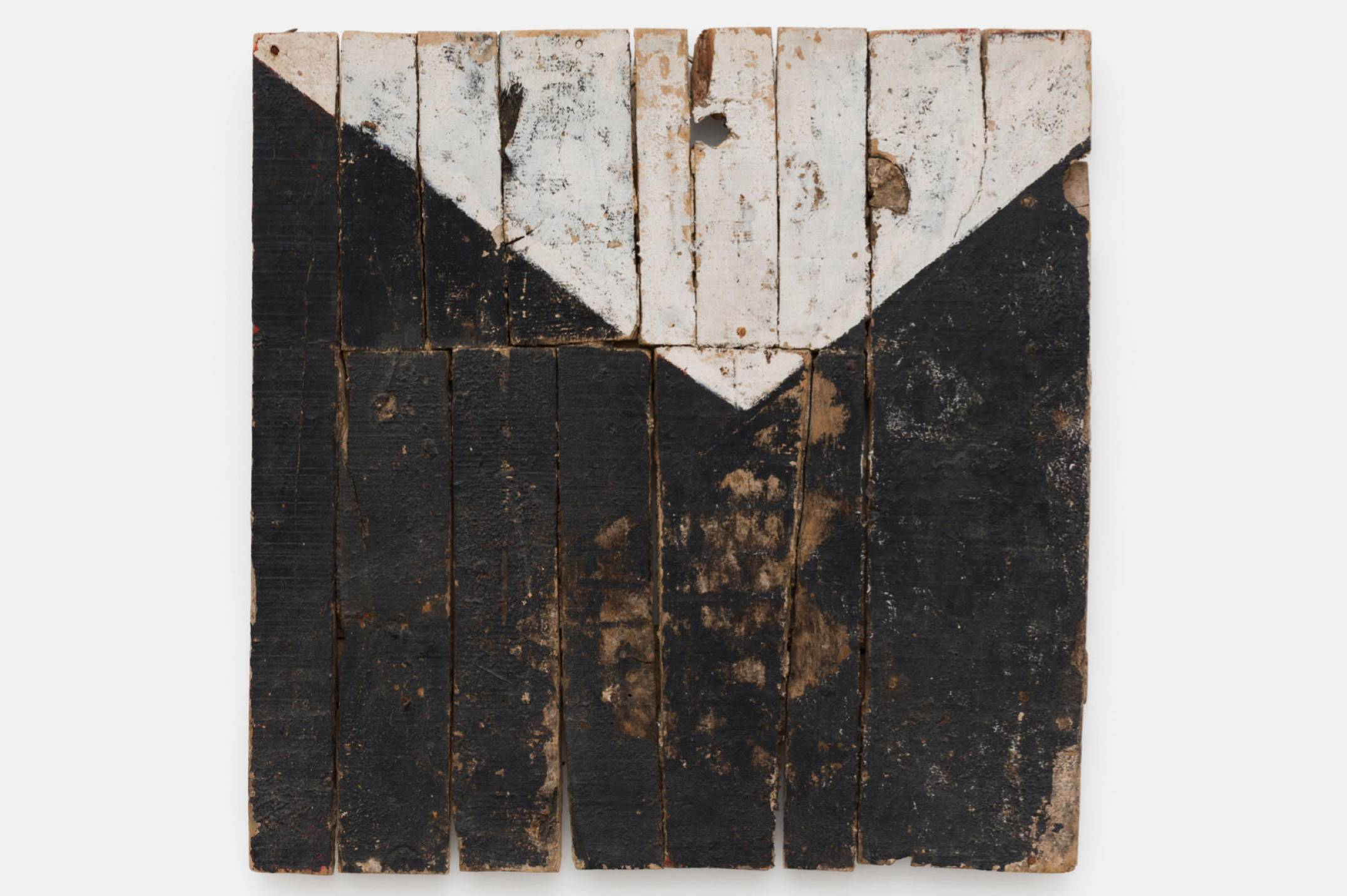 Celso Renato, <em>Untitled</em>, s/d, painting on wood, 80 × 80 cm - Mendes Wood DM