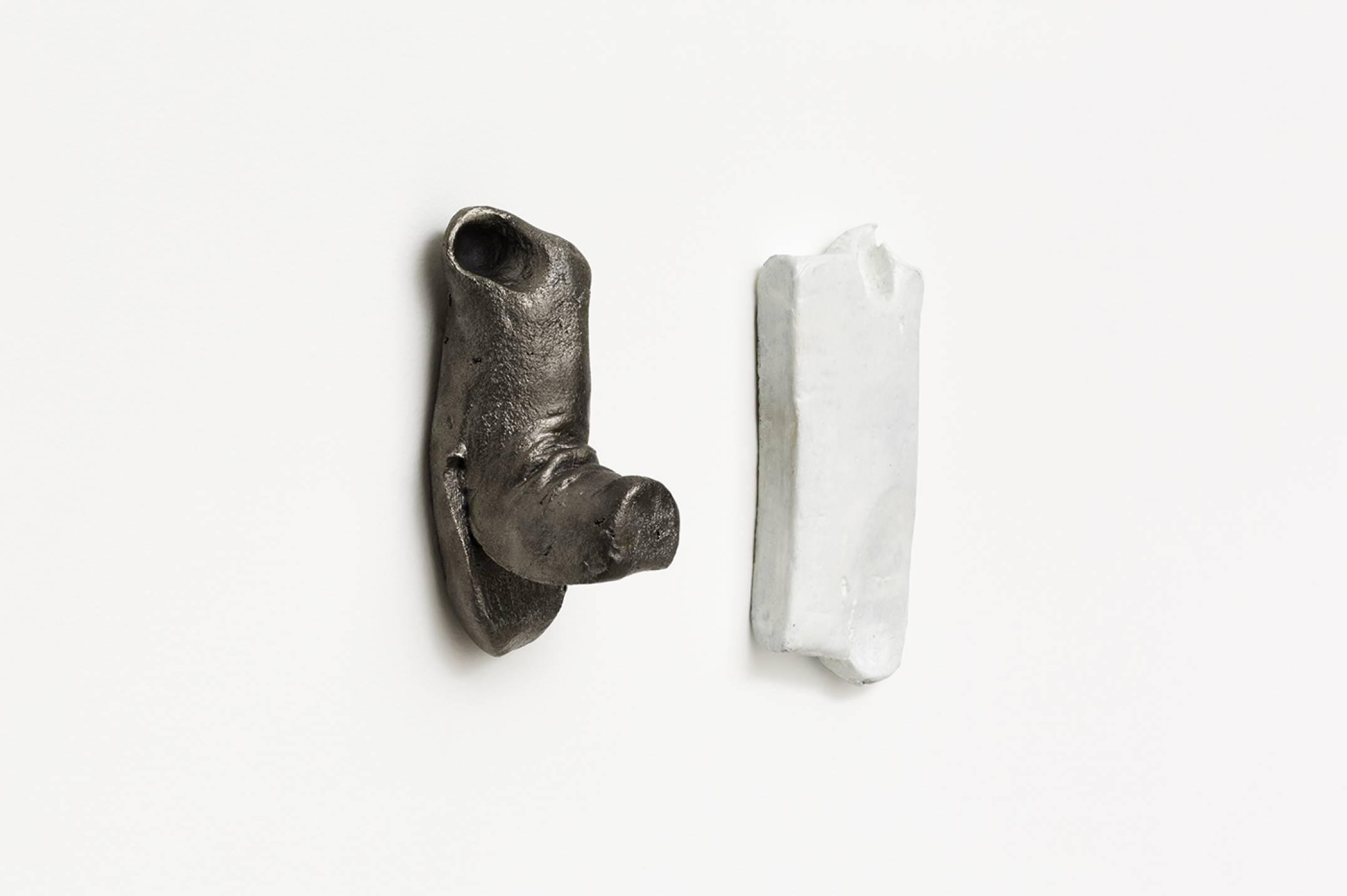 Paulo Monteiro, <em>untitled</em>, 2017,bronze,17×9 × 7 cm / 20 × 10 × 2,5 cm - Mendes Wood DM