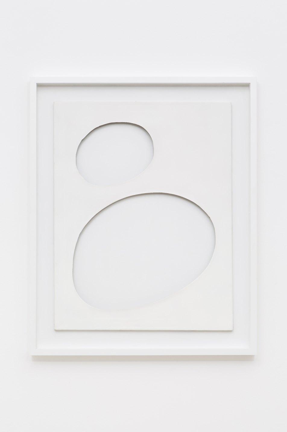 Dadamaino,&nbsp;<em>Volume 070/13</em>, 1960, water-based paint on canvas, 90 × 70 cm - Mendes Wood DM