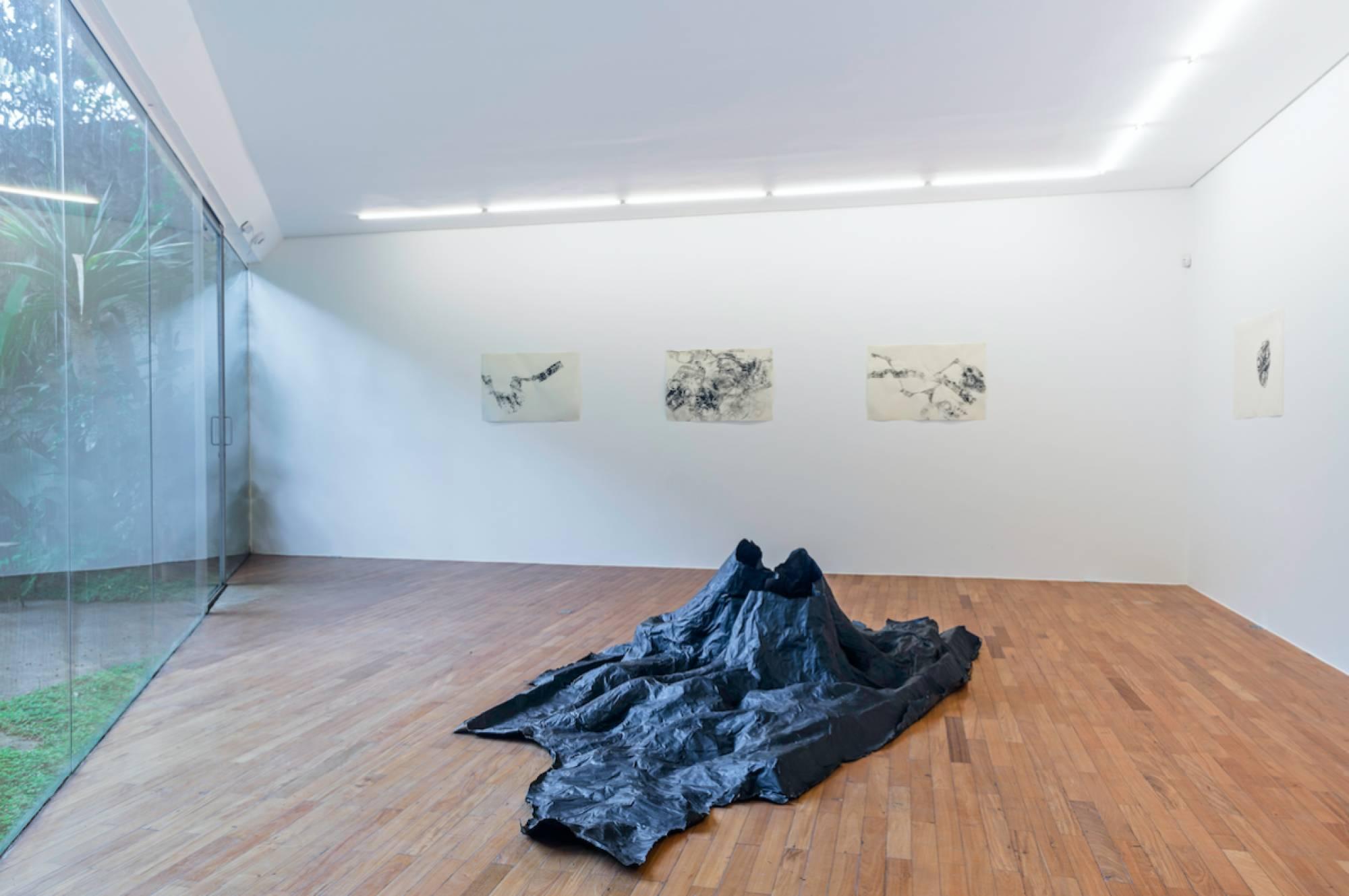 Mariana Castillo Deball, <em>Palavra e pedra solta não têm volta, </em>Mendes Wood DM São Paulo, 2013 - Mendes Wood DM