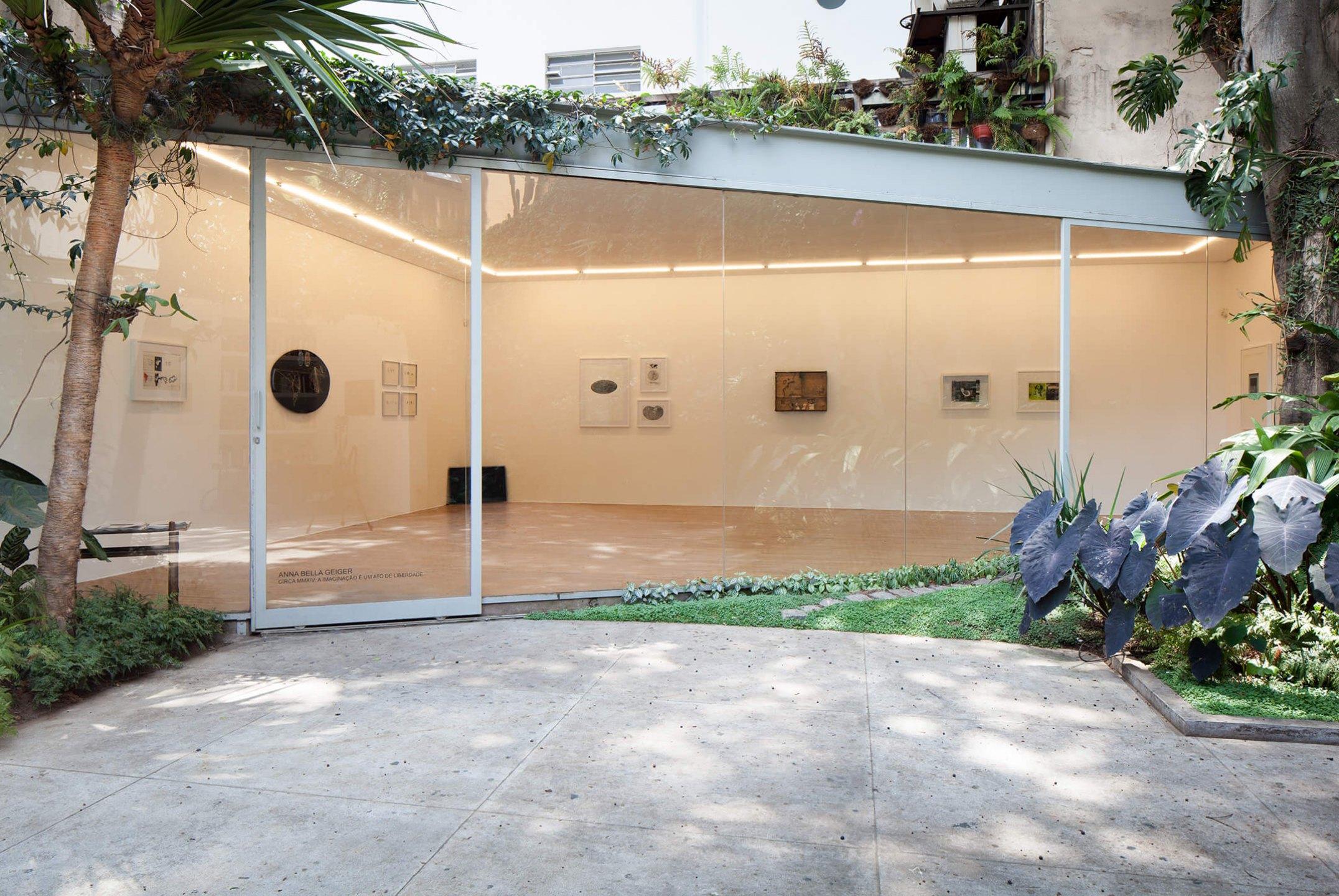 Anna Bella Geiger,<em>Circa MMXIV: Imagination is an Act of Freedom</em>, Mendes Wood DM, São Paulo, 2014 - Mendes Wood DM