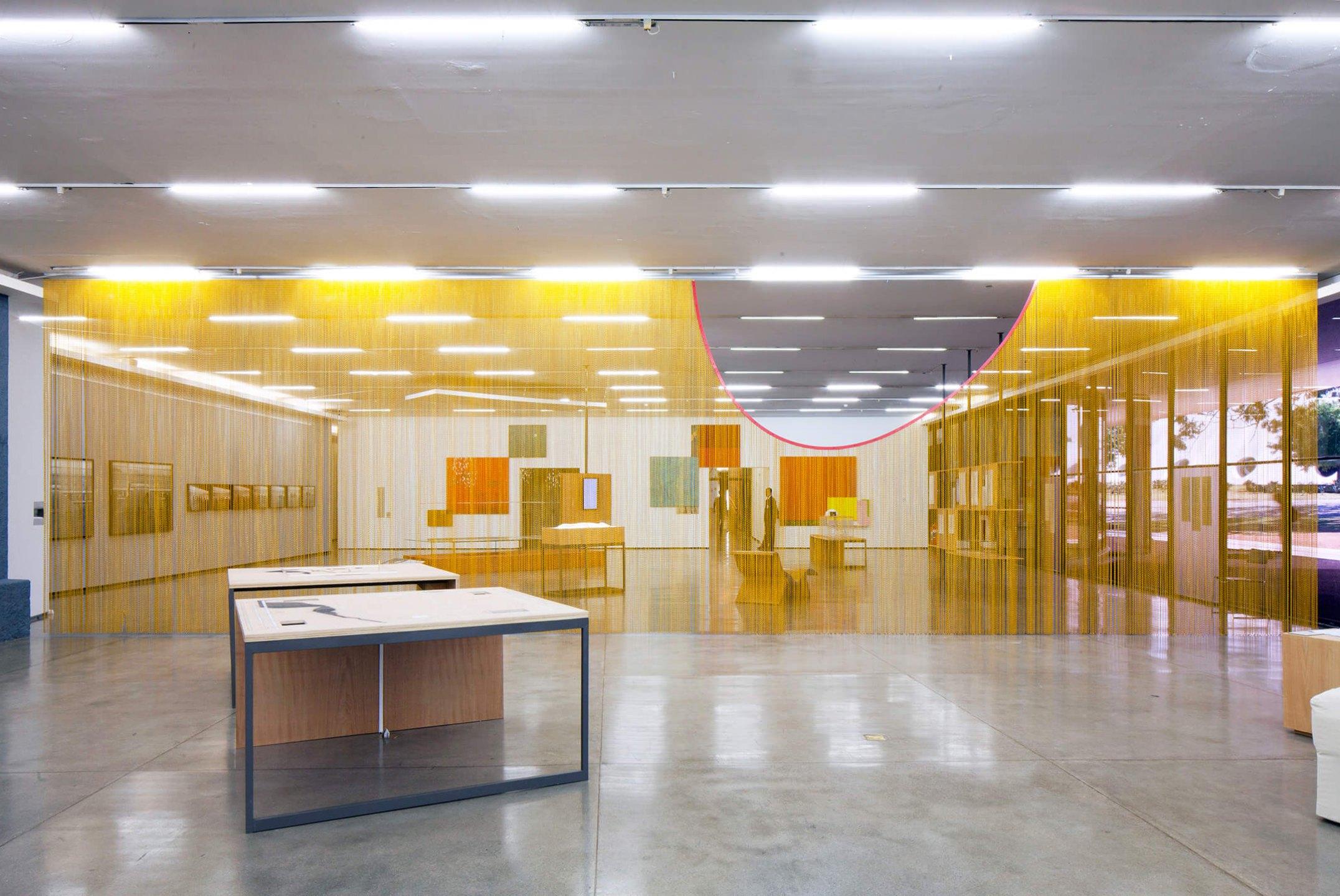 Daniel Steegmann Mangrané, <em>33º Panorama da Arte Brasileira</em>, MAM, São Paulo,2013<br><br> - Mendes Wood DM