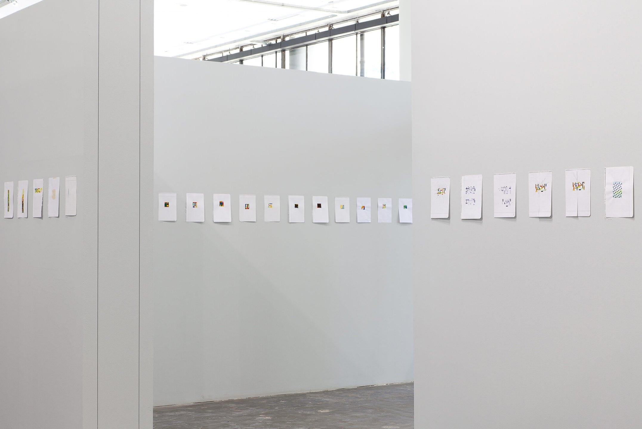 Daniel Steegmann Mangrané,<em>Lichtzwang, 30ª Bienal de São Paulo, Iminência das Poéticas</em>, São Paulo, 2012 - Mendes Wood DM