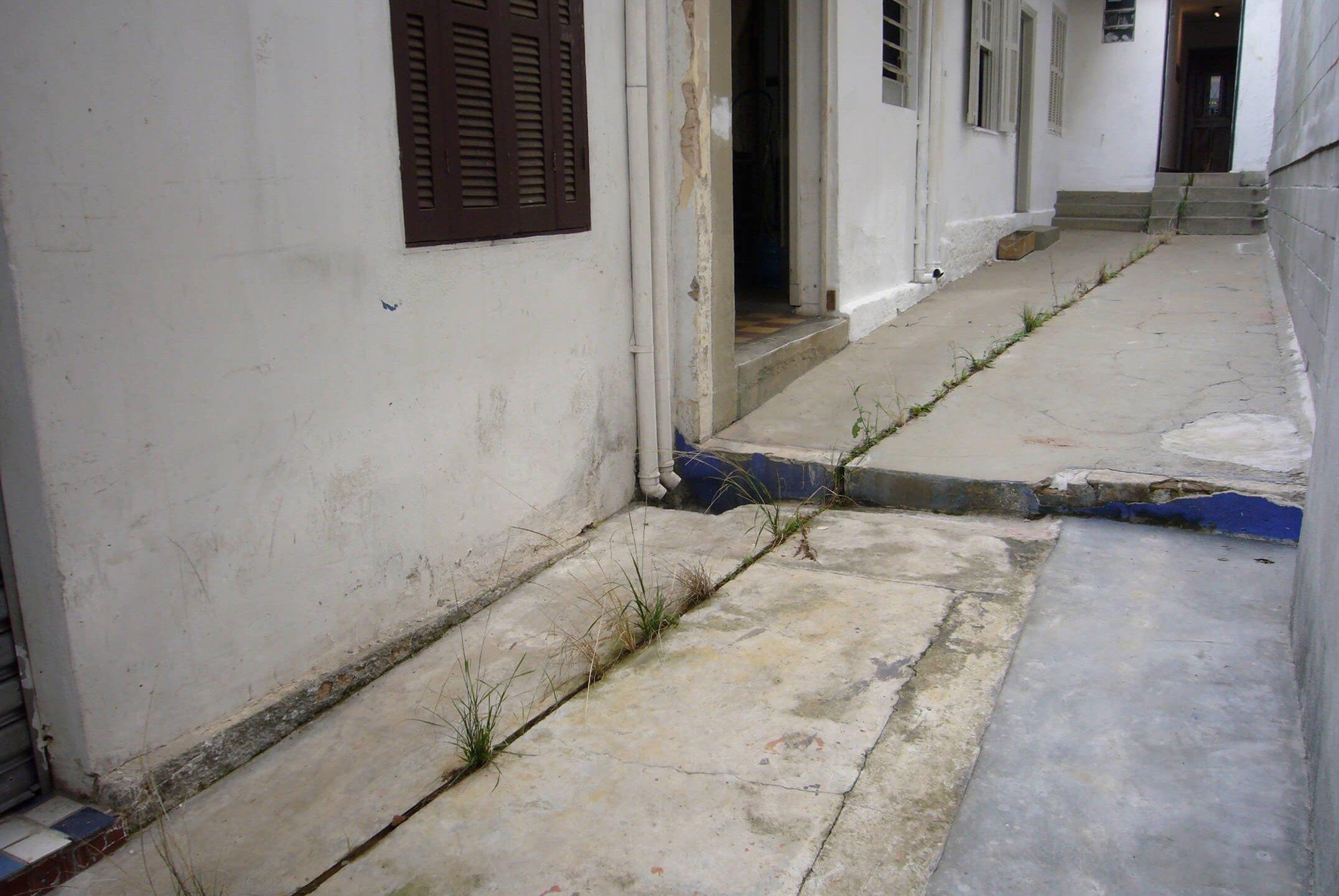Daniel Steegman Mangrané,<em>Equal (Cut)</em>,2008,cutting the ground, ground, time, wild plants, variable dimensions - Mendes Wood DM