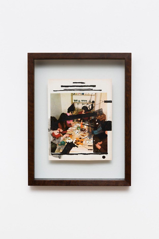 Deyson Gilbert,<em>untitled</em>, 2009, ink on paper, 27×22 cm - Mendes Wood DM