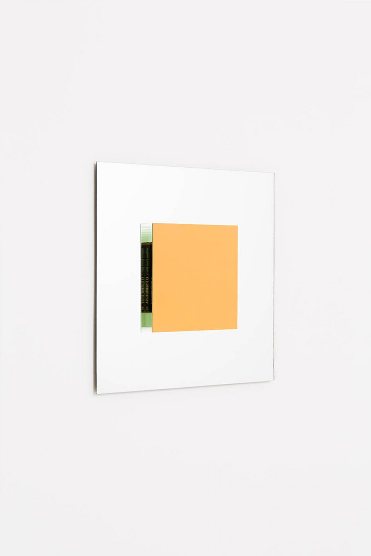 Deyson Gilbert, <em>TheExorcist</em>, 2014, book and mirrors, 58 × 58 × 4 cm - Mendes Wood DM