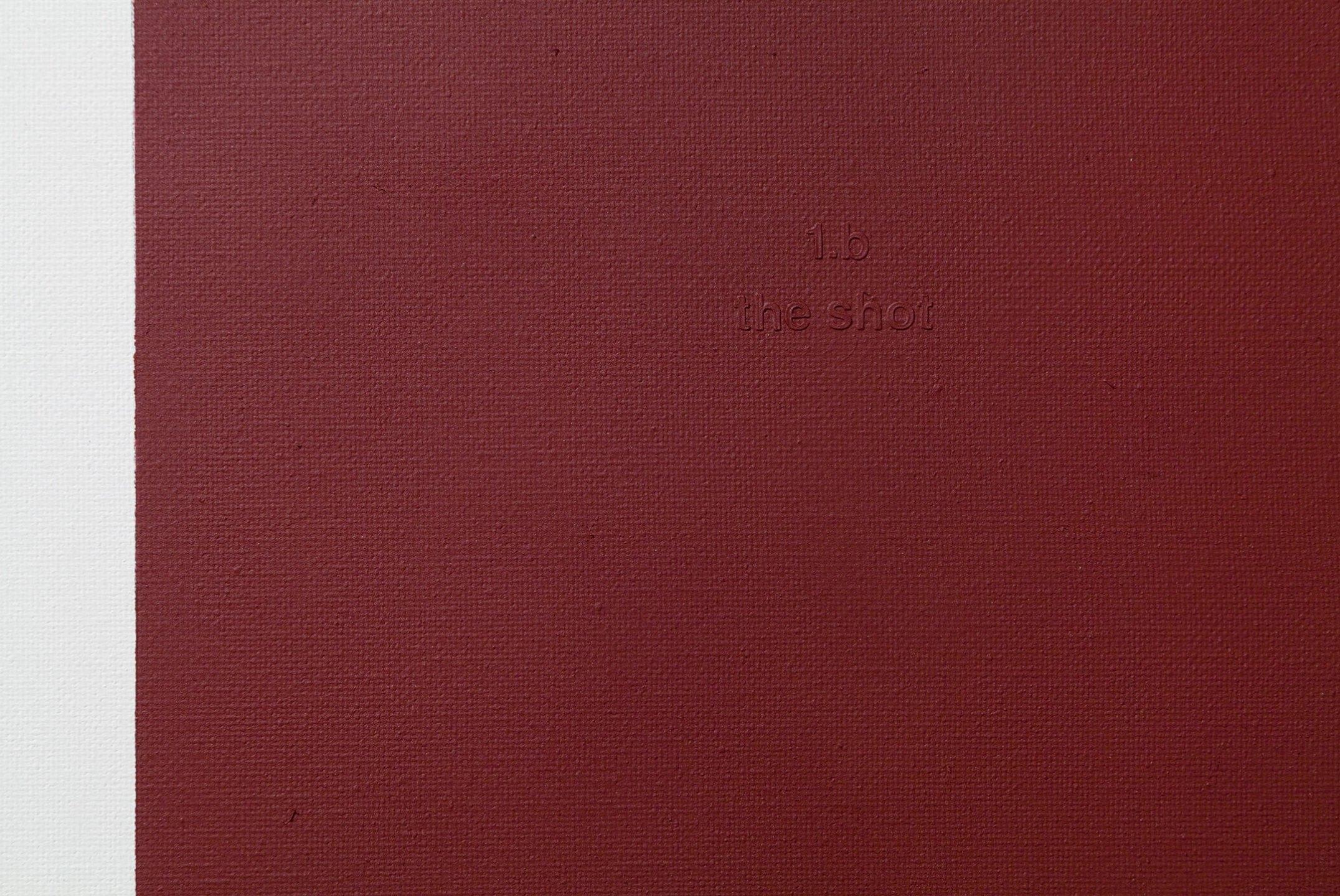 Deyson Gilbert,<em>zapruder diptych</em>,2013, acrylic on canvas, 40 × 50 cm - Mendes Wood DM