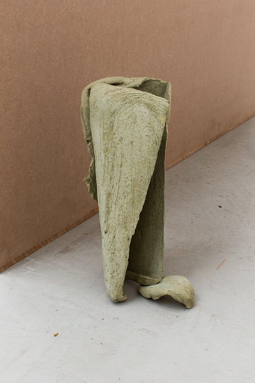 Michael Dean, <em>nn (Working Title</em>),2013,concrete,49 × 26 × 20 cm - Mendes Wood DM