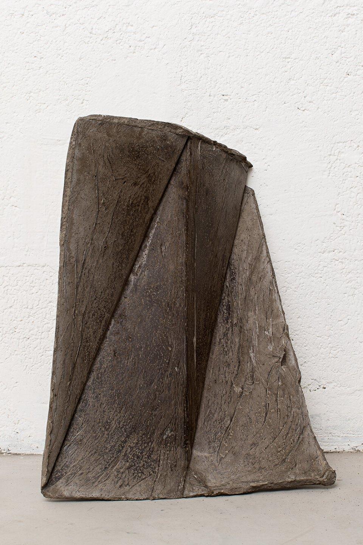 Michael Dean, <em>nn (Working Title)</em>,2013,concrete,47×  38 × 23 cm - Mendes Wood DM