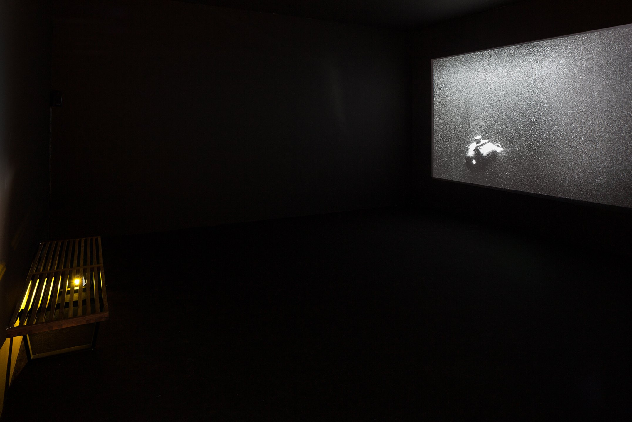 Leticia Ramos, <em>VOSTOK – Screening #1</em>, Mendes Wood DM, São Paulo, 2014 - Mendes Wood DM