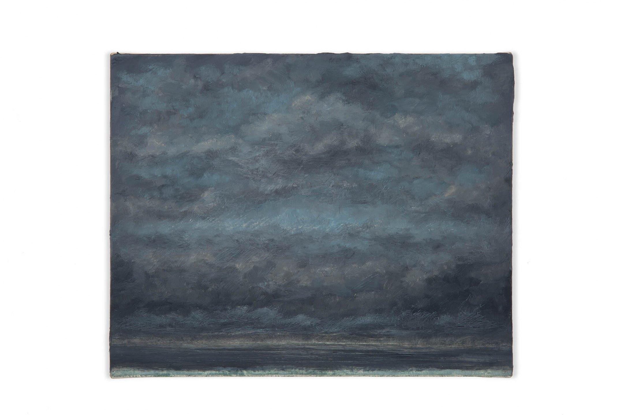 Lucas Arruda,<em>untitled</em>, 2016, oil on canvas, 24 × 30 cm - Mendes Wood DM