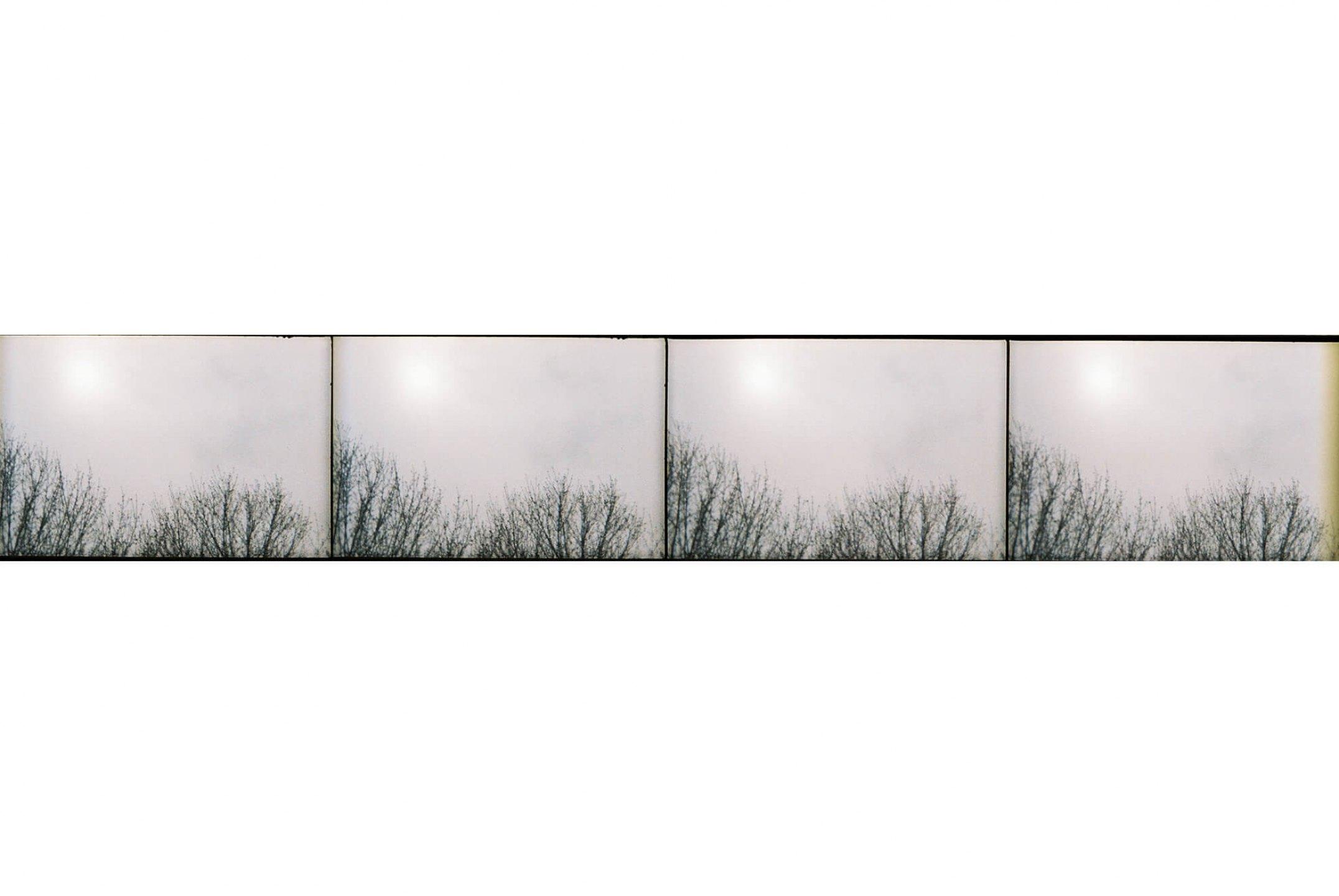 Leticia Ramos,&nbsp;<em>Pluie</em>,&nbsp;2011, 35 mm / vídeo 2' looping - Mendes Wood DM