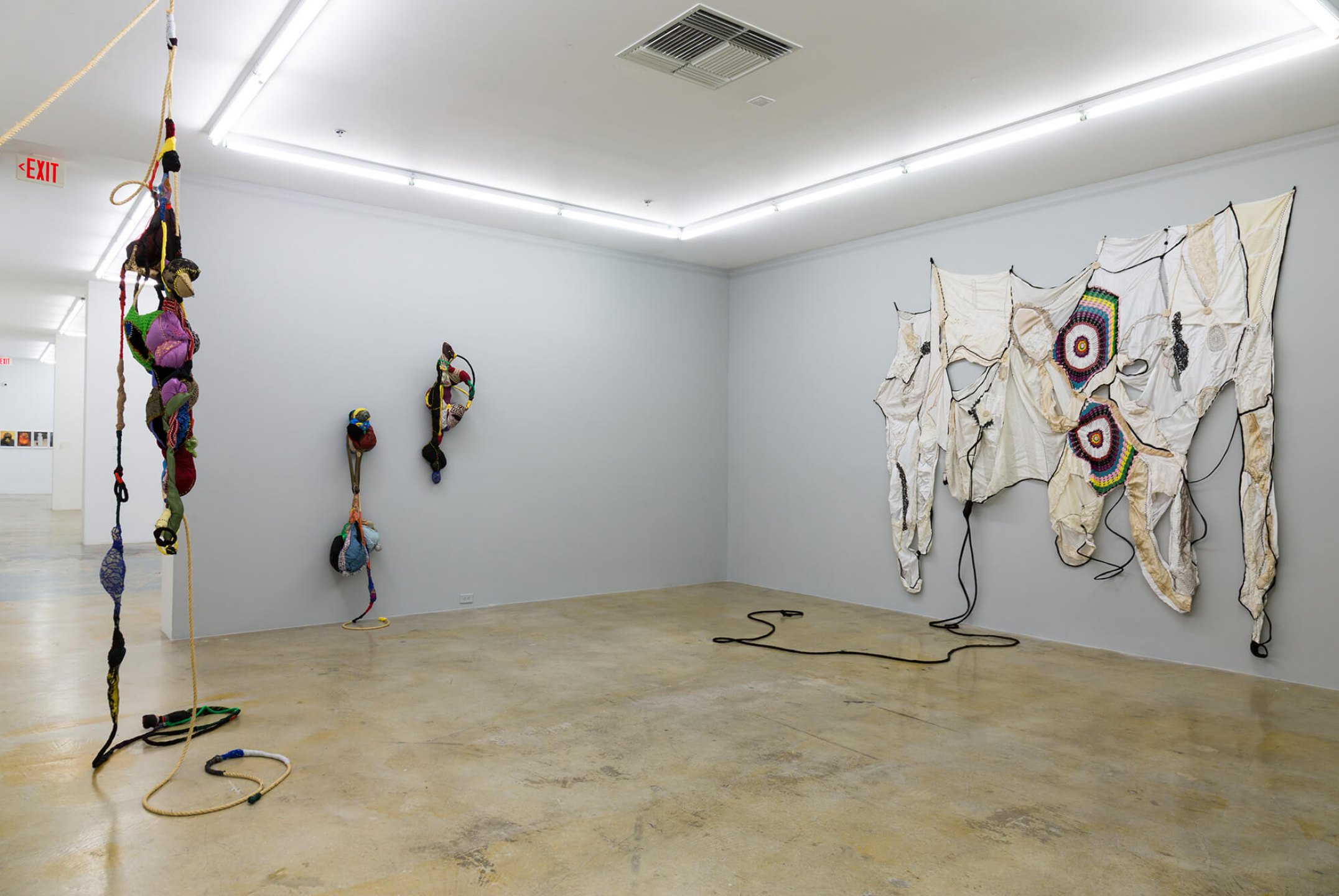 Sonia Gomes,<em>No Man's Land: Women Artists From The Rubell Family Collection</em>, Rubel Family Collection, Miami, 2015 - Mendes Wood DM