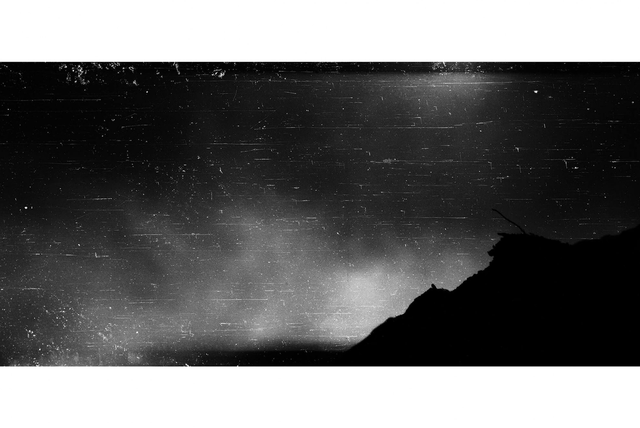Leticia Ramos, <em>Paisagem #1</em>, 2014, photography from microfilm, 74 × 200 cm - Mendes Wood DM