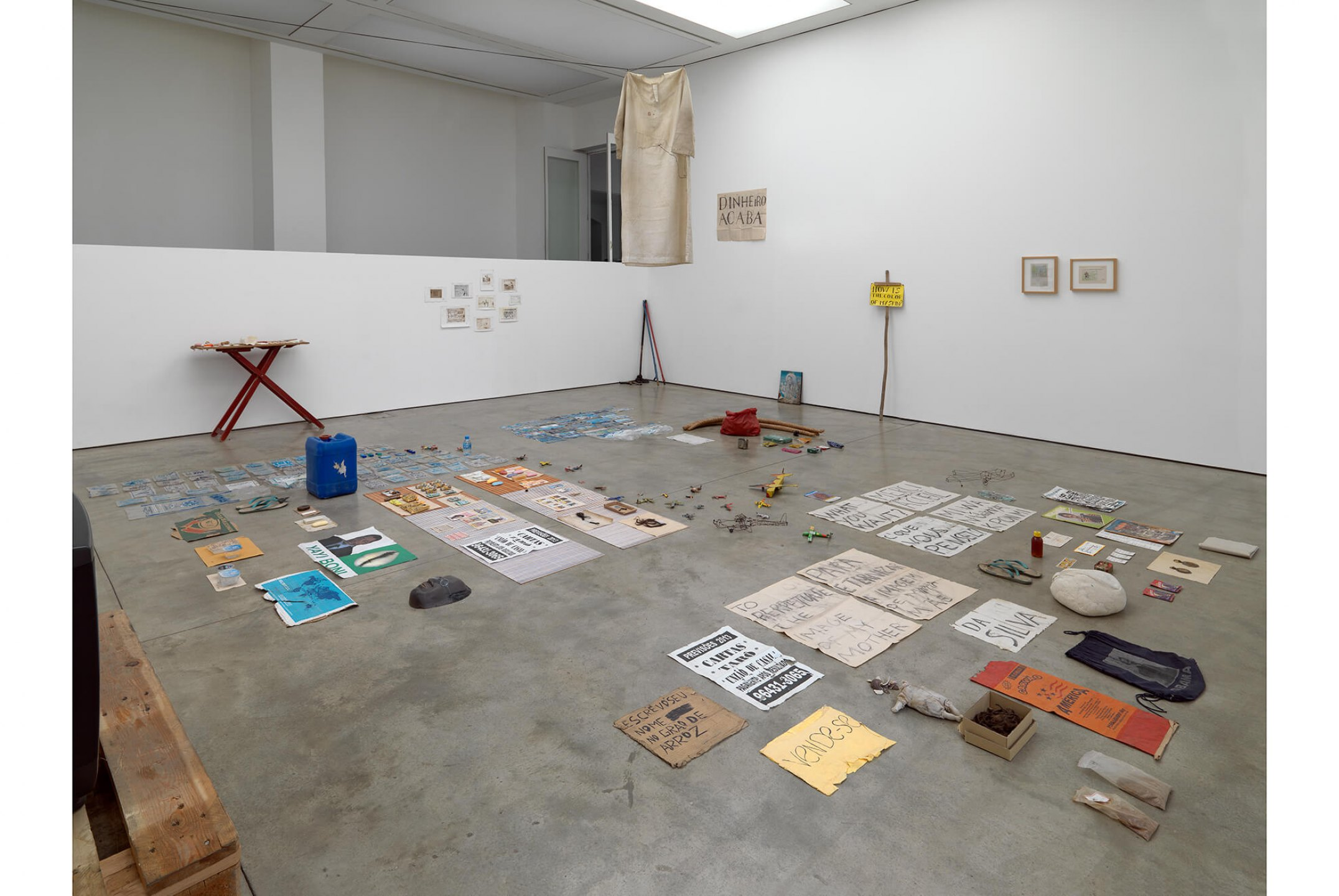 Paulo Nazareth,&nbsp;<em>The Journal,</em>&nbsp;Institute for Contemporary Arts, London, 2014 - Mendes Wood DM