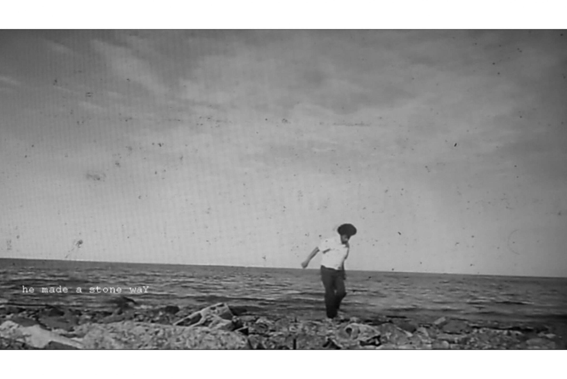 """Paulo Nazareth,<em>&nbsp;Hasta que se pueda andar sobre el agua,</em>&nbsp;2013, video, 21'33"""" - Mendes Wood DM"""