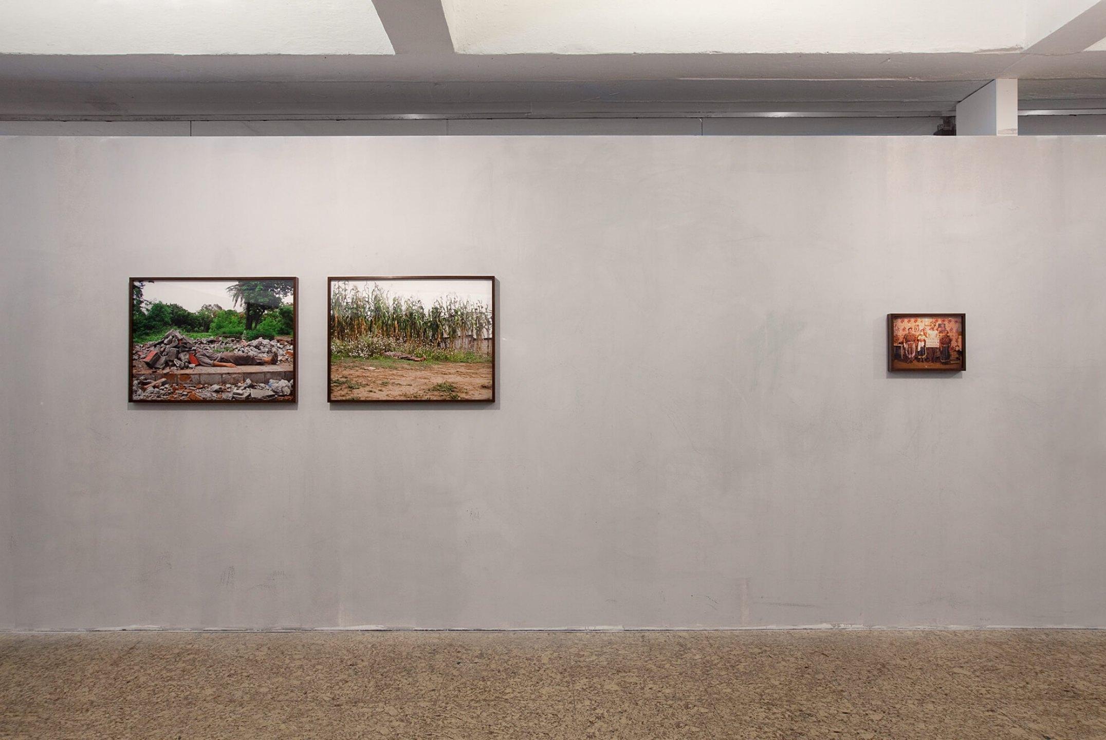 Paulo Nazareth,<em>Premium Bananas</em>, 2012/2013,Museu de Arte de São Paulo – MASP, São Paulo - Mendes Wood DM