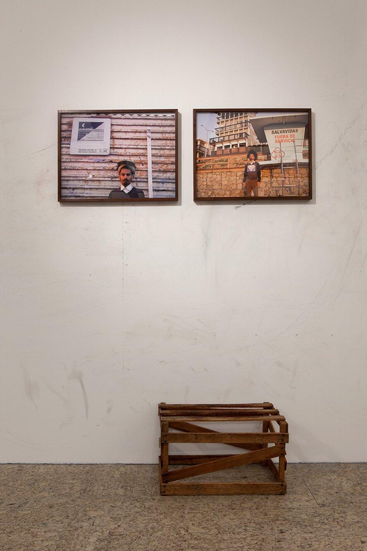 Paulo Nazareth,<em>Premium Bananas,</em>2012/2013,Museu de Arte de São Paulo – MASP, São Paulo - Mendes Wood DM