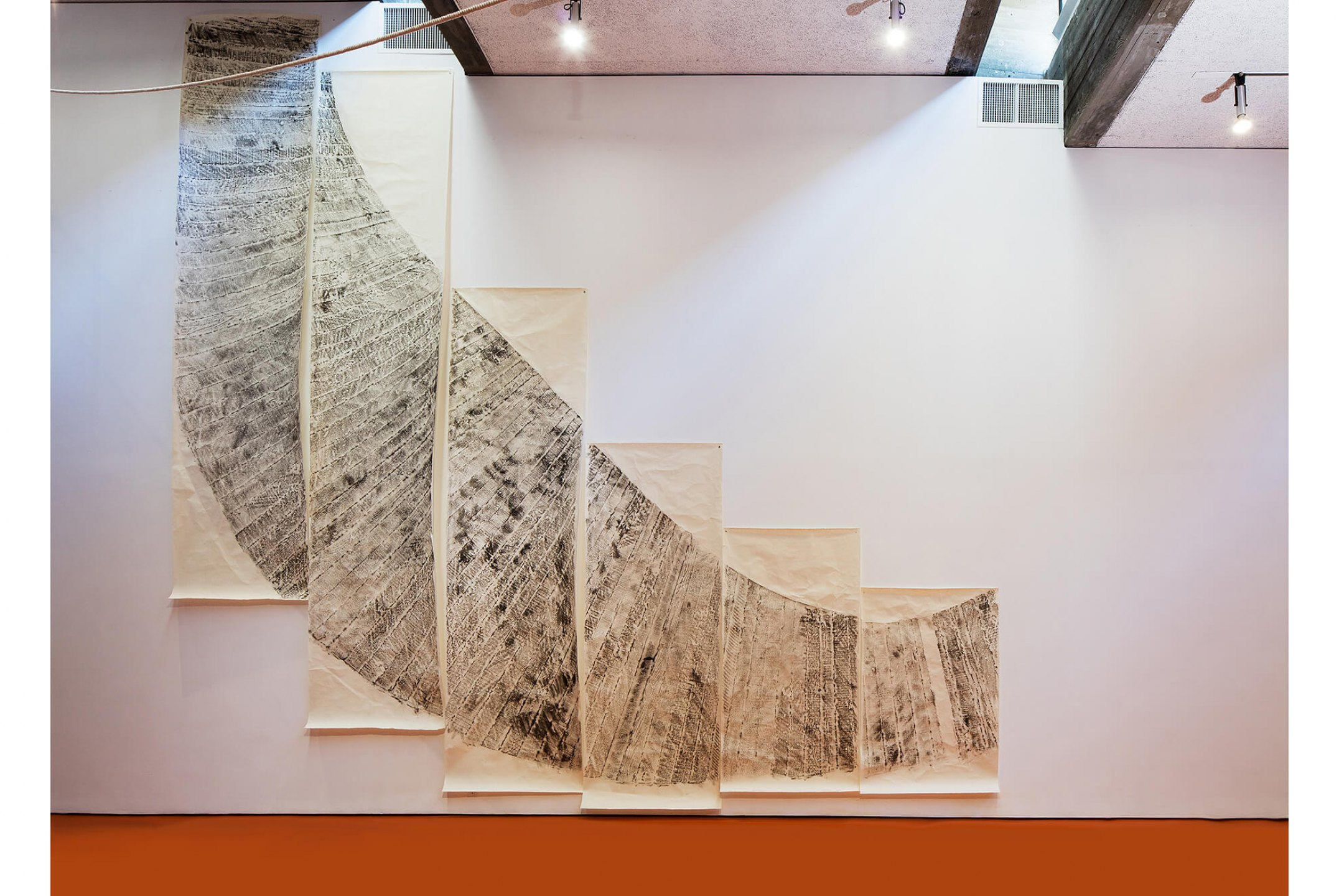 Mariana Castillo Deball, <em>Feathered Changes, Serpent Disappearances</em>, 2016, San Francisco Art Institute, San Francisco - Mendes Wood DM