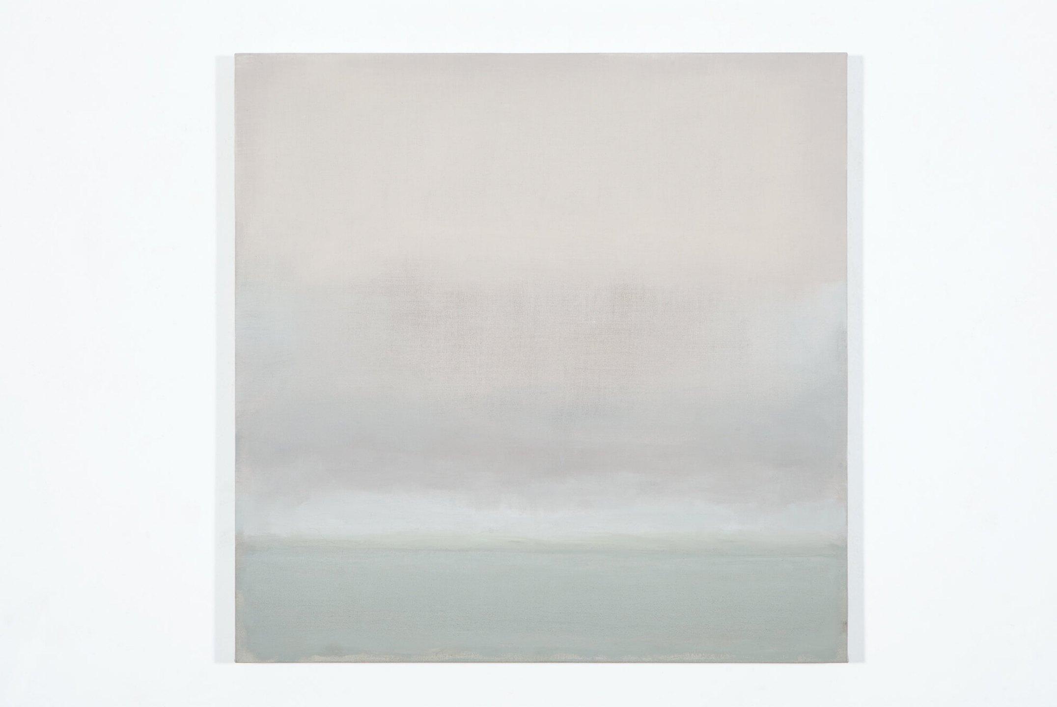 Lucas Arruda,&nbsp;<em>untitled</em>, 2012, oil on canvas, 50 × 50 × 2,5 cm - Mendes Wood DM