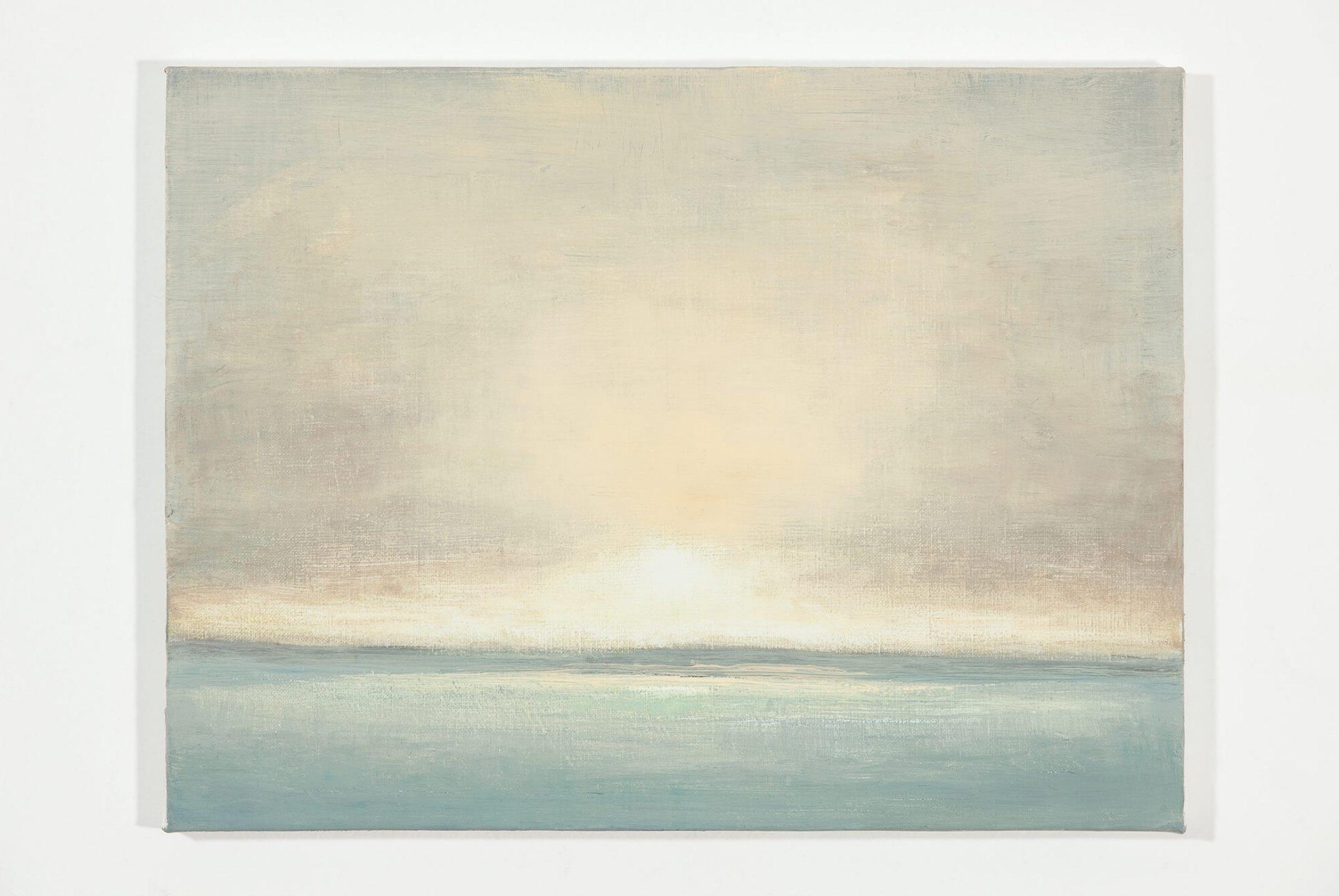 Lucas Arruda,&nbsp;<em>untitled</em>, 2012, oil on canvas, 30,5 × 40,5 × 2 cm - Mendes Wood DM