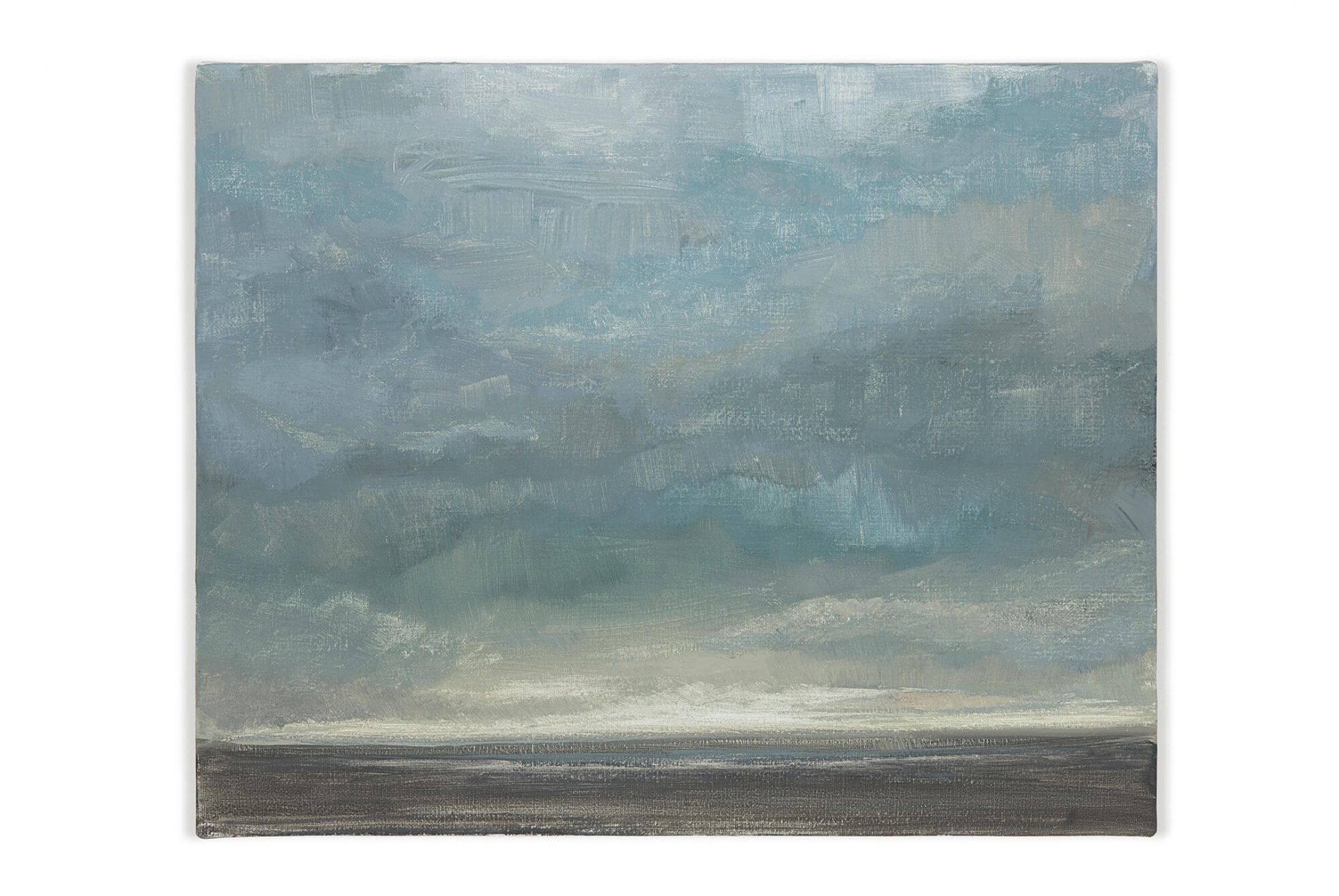 Lucas Arruda,&nbsp;<em>untitled</em>, 2013, oil on canvas, 24 × 30 cm - Mendes Wood DM