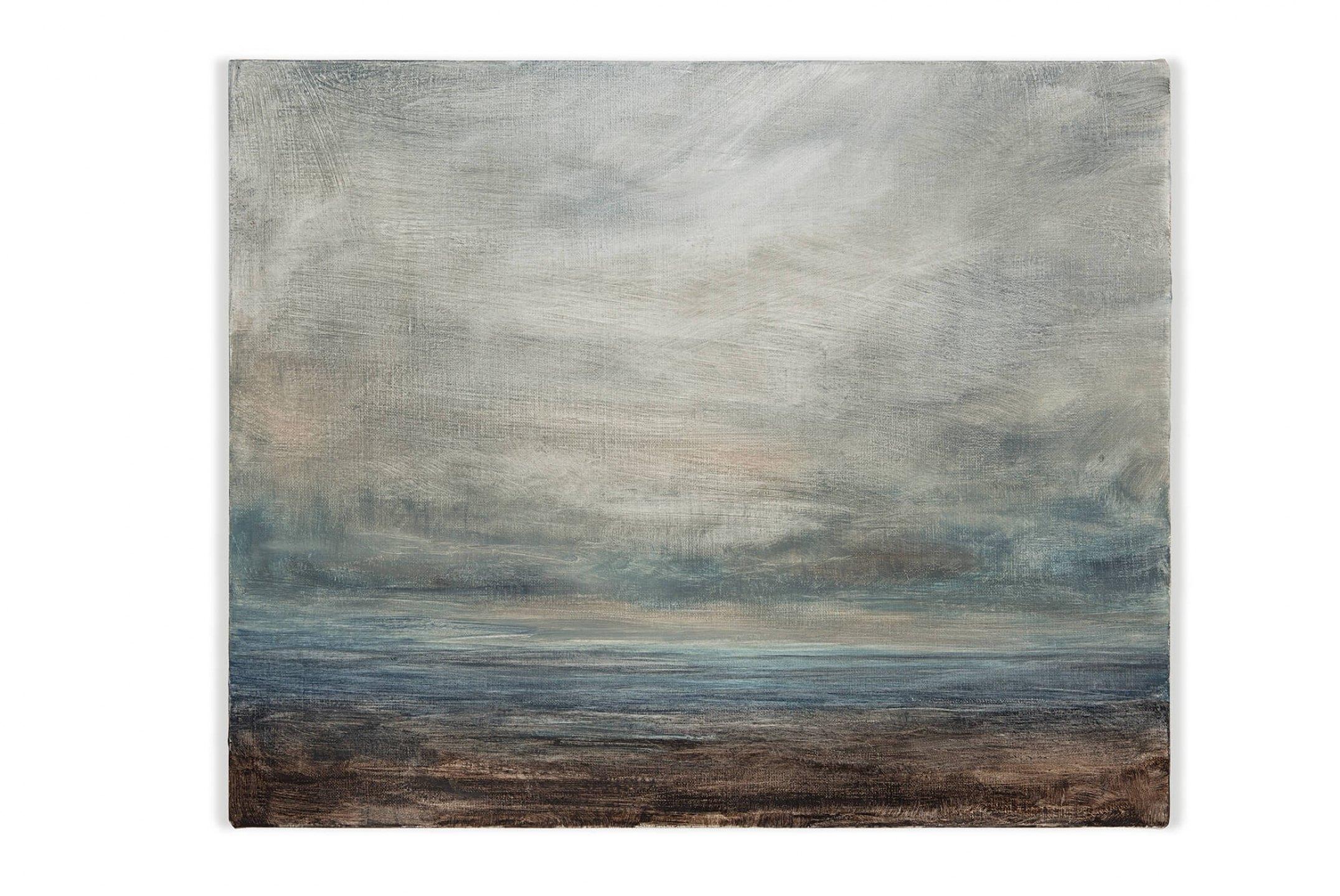 Lucas Arruda,<em>untitled</em>,2013, oil on canvas, 30 × 37 cm - Mendes Wood DM