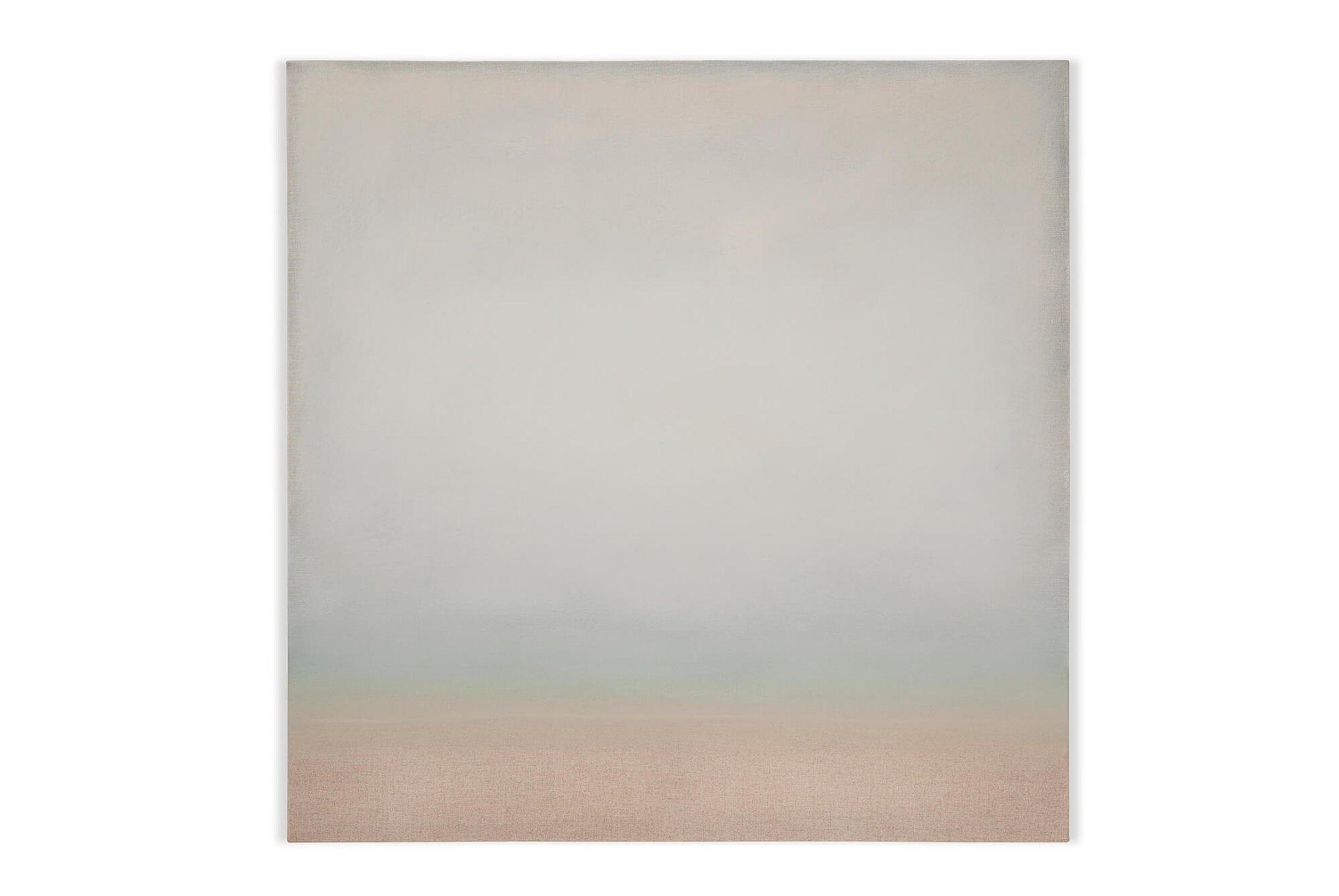 Lucas Arruda,&nbsp;<em>untitled</em>, 2014, oil on canvas, 80 × 80 cm - Mendes Wood DM