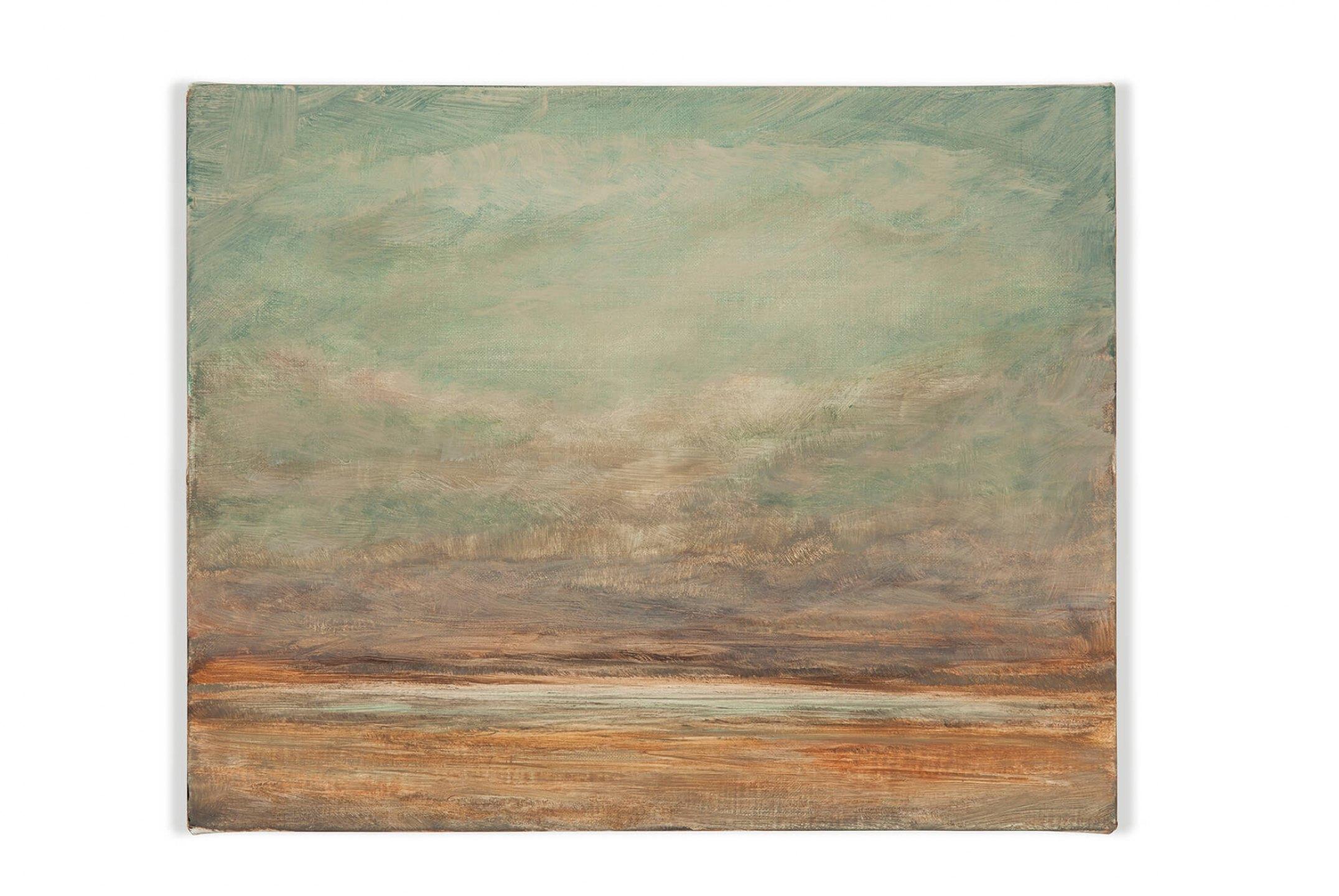 Lucas Arruda,<i>&nbsp;untitled</i>,&nbsp;2014, oil on canvas, 24,5 × 30 cm - Mendes Wood DM