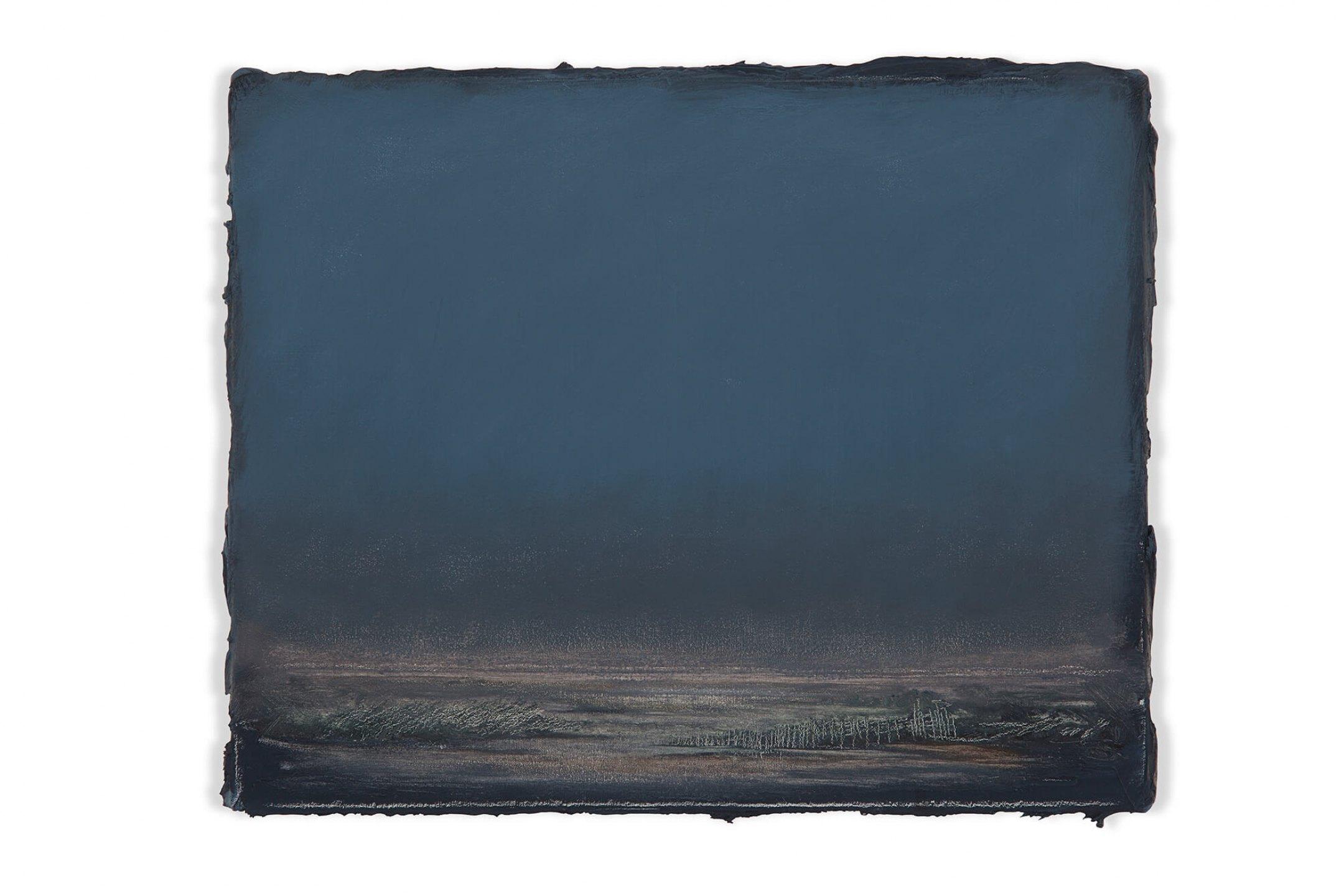Lucas Arruda,&nbsp;<em>untitled</em>, 2014, oil on canvas, 25,5 × 31 cm - Mendes Wood DM