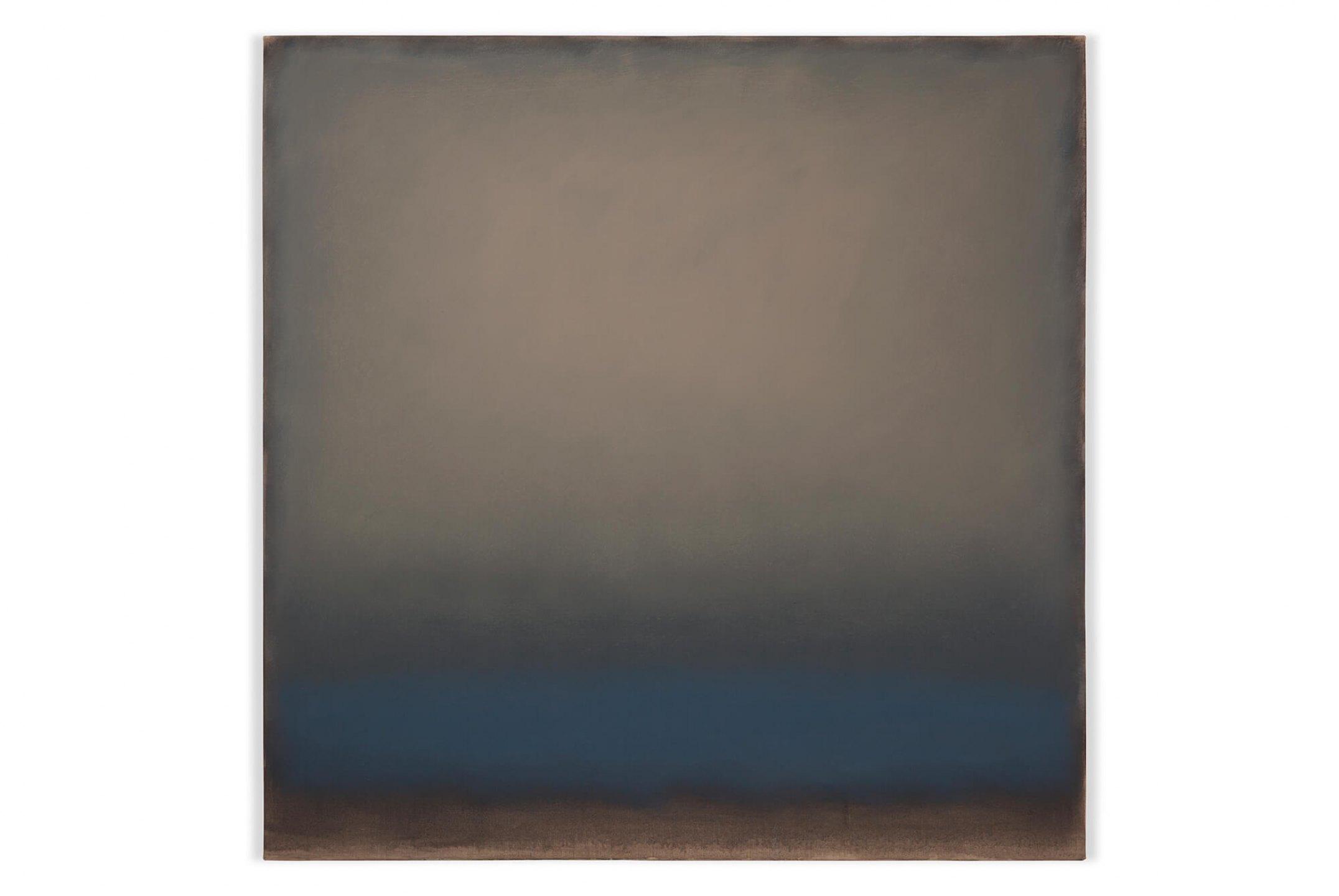 Lucas Arruda,&nbsp;<em>untitled,</em> 2014, oil on canvas, 100 × 100 cm - Mendes Wood DM