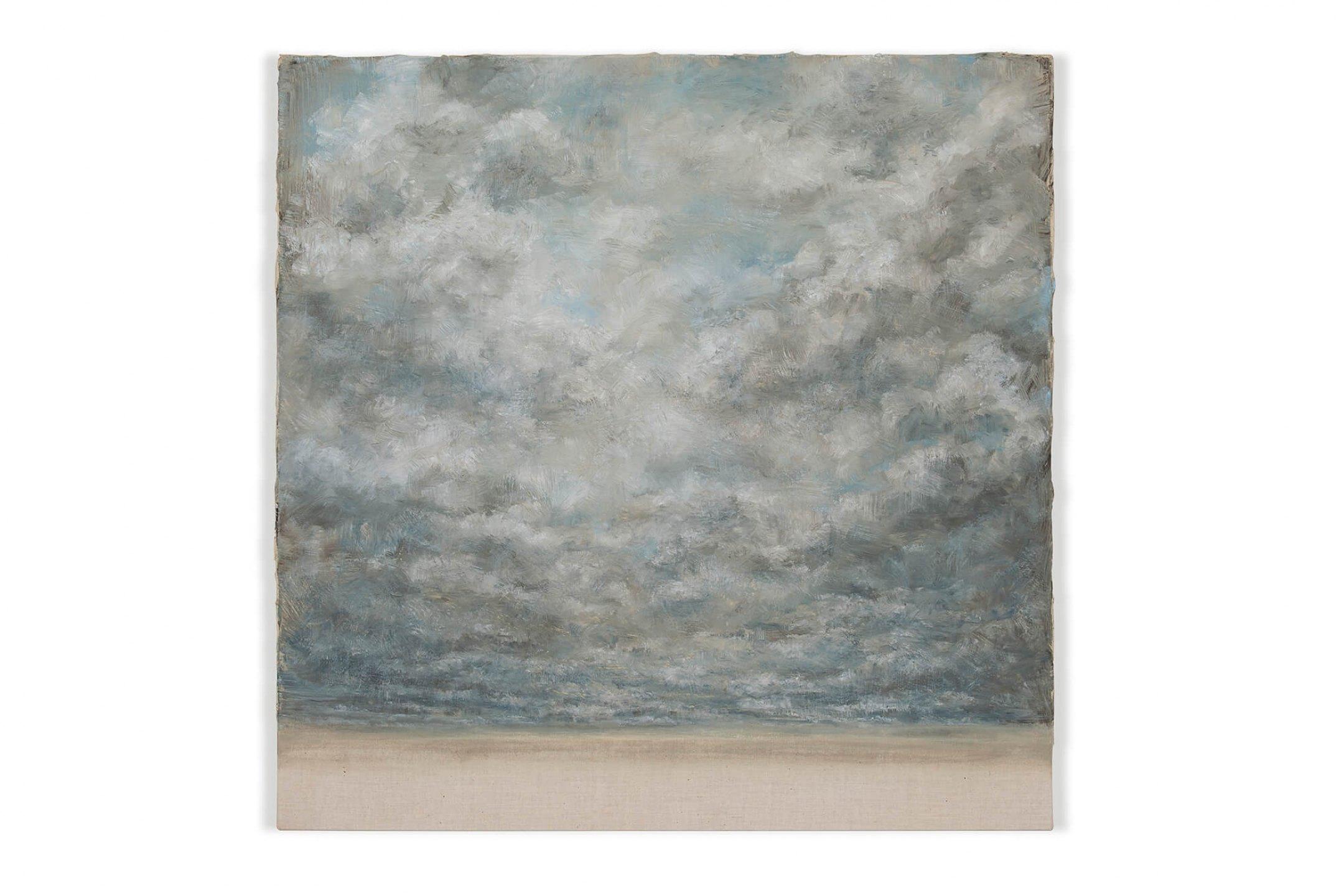 Lucas Arruda,&nbsp;<em>untitled</em>, 2014, oil on canvas, 50 × 50 cm - Mendes Wood DM